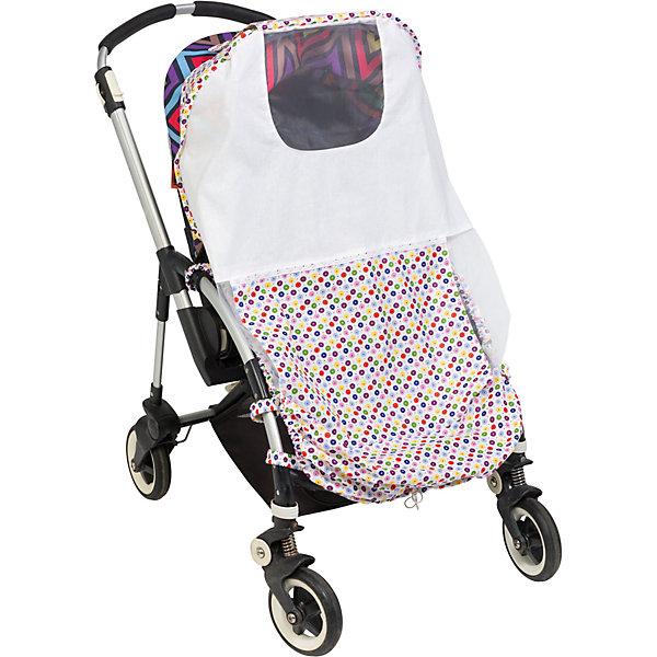 Тент солнцезащитный  для коляски Mammie, конфеттиАксессуары для колясок<br>Тент солнцезащитный  для коляски Mammie, конфетти.<br><br>Характеристики:<br><br>• Для детей с рождения<br>• Размер: 95х105 см.<br>• Рисунок: конфетти<br>• Материал: 100% хлопок<br>• Уход: машинная стирка при 30 °С<br>• Размер упаковки: 20х30х5 см.<br>• Вес: 100 гр.<br><br>Солнцезащитный тент от бренда Mammie - незаменимый аксессуар для коляски во время прогулок в жаркие дни. Изготовленный из натурального хлопка тент прекрасно пропускает воздух, но при этом надежно защищает малыша от прямых солнечных лучей, ветра и различных насекомых. Универсальное крепление делает изделие применимым практически ко всем моделям прогулочных колясок-тростей. Боковины тента выполнены из сетчатого материала, что обеспечивает хорошую вентиляцию, а специальное окошко с сеткой позволяет полностью видеть малыша, не беспокоя его во время сна. Тент легко складывается, в сложенном виде не занимает много места. Солнцезащитный тент Mammie – это комфортная прогулка крохи даже в самые знойные летние дни! Тент можно дополнить матрасиком для коляски в тон тента.<br><br>Тент солнцезащитный  для коляски Mammie, конфетти можно купить в нашем интернет-магазине.<br><br>Ширина мм: 200<br>Глубина мм: 300<br>Высота мм: 50<br>Вес г: 100<br>Цвет: разноцветный<br>Возраст от месяцев: 0<br>Возраст до месяцев: 60<br>Пол: Унисекс<br>Возраст: Детский<br>SKU: 5613237