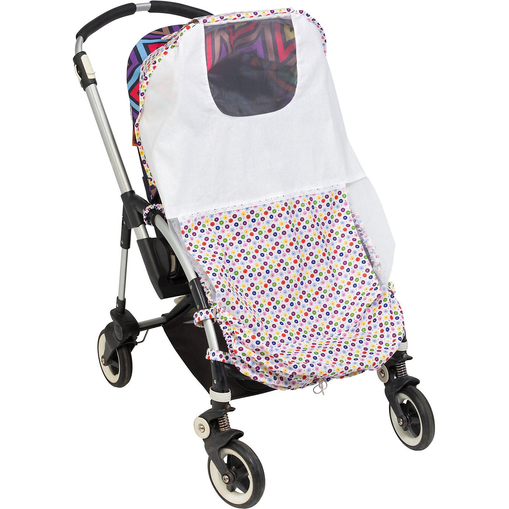 Тент солнцезащитный  для коляски Mammie, конфеттиАксессуары для колясок<br>Тент солнцезащитный  для коляски Mammie, конфетти.<br><br>Характеристики:<br><br>• Для детей с рождения<br>• Размер: 95х105 см.<br>• Рисунок: конфетти<br>• Материал: 100% хлопок<br>• Уход: машинная стирка при 30 °С<br>• Размер упаковки: 20х30х5 см.<br>• Вес: 100 гр.<br><br>Солнцезащитный тент от бренда Mammie - незаменимый аксессуар для коляски во время прогулок в жаркие дни. Изготовленный из натурального хлопка тент прекрасно пропускает воздух, но при этом надежно защищает малыша от прямых солнечных лучей, ветра и различных насекомых. Универсальное крепление делает изделие применимым практически ко всем моделям прогулочных колясок-тростей. Боковины тента выполнены из сетчатого материала, что обеспечивает хорошую вентиляцию, а специальное окошко с сеткой позволяет полностью видеть малыша, не беспокоя его во время сна. Тент легко складывается, в сложенном виде не занимает много места. Солнцезащитный тент Mammie – это комфортная прогулка крохи даже в самые знойные летние дни! Тент можно дополнить матрасиком для коляски в тон тента.<br><br>Тент солнцезащитный  для коляски Mammie, конфетти можно купить в нашем интернет-магазине.<br><br>Ширина мм: 200<br>Глубина мм: 300<br>Высота мм: 50<br>Вес г: 100<br>Возраст от месяцев: 0<br>Возраст до месяцев: 60<br>Пол: Унисекс<br>Возраст: Детский<br>SKU: 5613237
