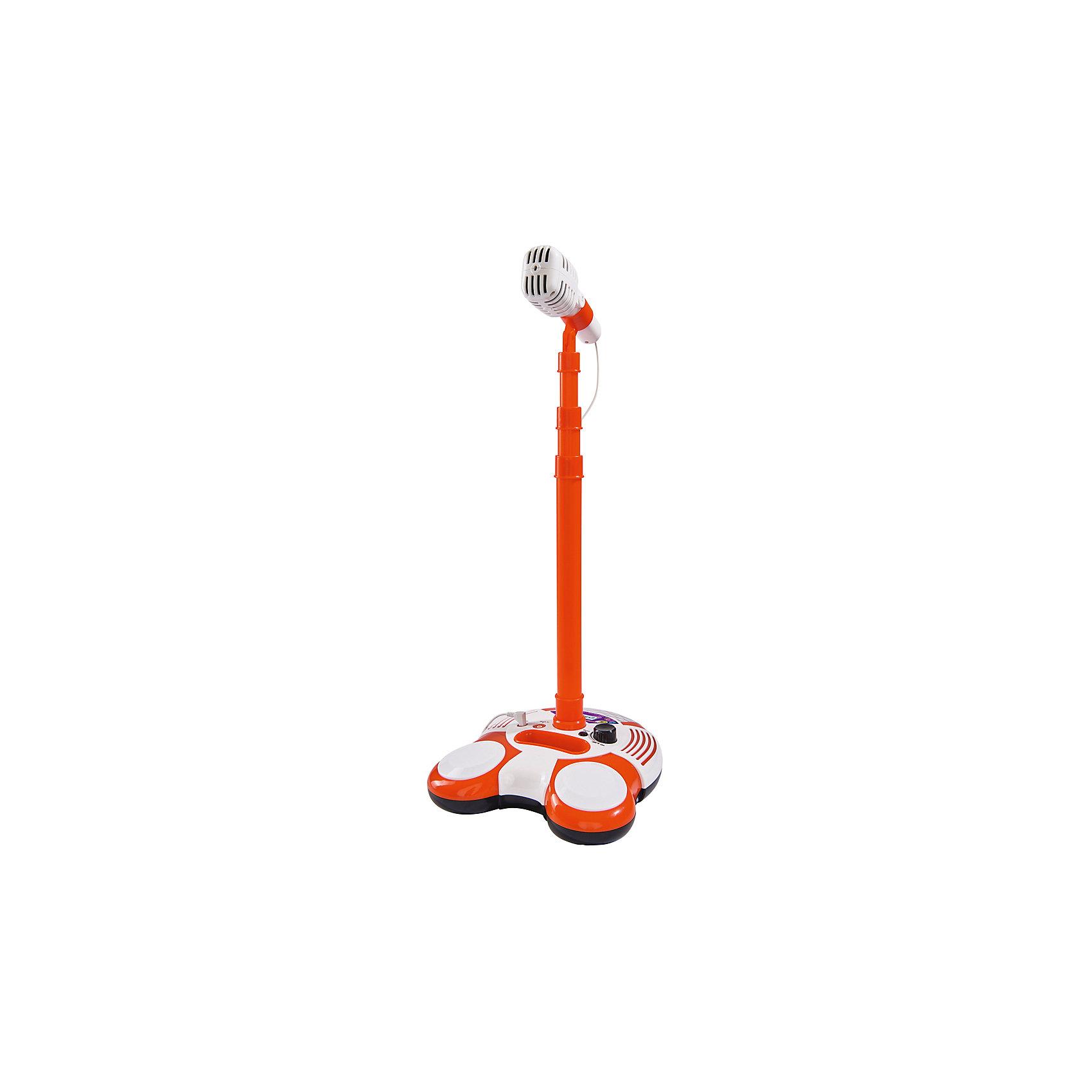 Микрофон на стойке, совместимый с mp3, 102 см, SimbaМузыкальные инструменты и игрушки<br><br><br>Ширина мм: 100<br>Глубина мм: 250<br>Высота мм: 360<br>Вес г: 870<br>Возраст от месяцев: 72<br>Возраст до месяцев: 108<br>Пол: Унисекс<br>Возраст: Детский<br>SKU: 5613513