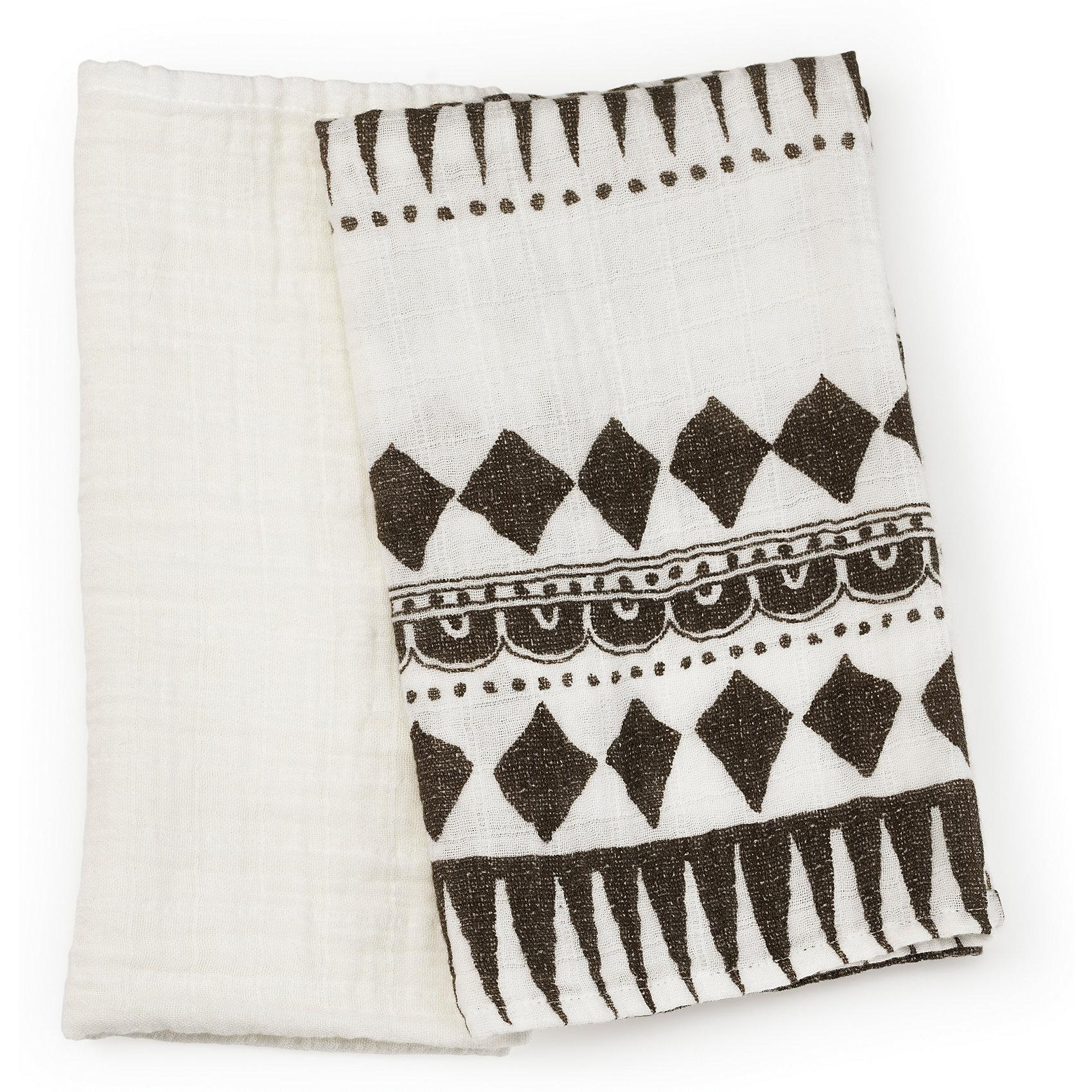 Плед Graphic Devotion, Elodie Details, бамбукПостельное бельё<br>ELODIE DETAILS пледы Graphic Devotion  Невесомые муслиновые пеленки незаменимы в теплое время года. Легкая двухслойная ткань из бамбукового волокна прекрасно пропускает воздух, позволяя коже ребенка дышать, и впитывает лишнюю влагу. Пеленки можно использовать ;в качестве легкого летнего пледа - дома и на прогулке, ;- а также накрывать коляску от прямых солнечных лучей.;  - размер: 78х78 см; - состав: 70% бамбуковое волокно, 30% хлопок;<br><br>Ширина мм: 200<br>Глубина мм: 25<br>Высота мм: 430<br>Вес г: 185<br>Возраст от месяцев: 0<br>Возраст до месяцев: 12<br>Пол: Унисекс<br>Возраст: Детский<br>SKU: 5613542