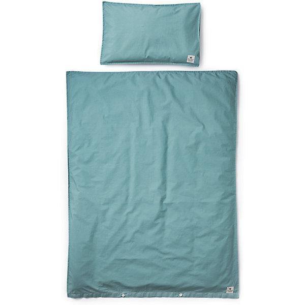 Комплект в кроватку 2 предмета Elodie Details, Pretty PetrolПостельное белье в кроватку новорождённого<br>Постельное белье Pretty Petrol, 2пред., Elodie Details (Элоди Дитейлс)<br><br>Характеристики:<br><br>• впитывает лишнюю влагу<br>• обеспечивает правильную циркуляцию воздуха<br>• в комплекте: наволочка, пододеяльник<br>• материал: перкаль<br>• состав: 100% хлопок<br>• размер пододеяльника: 100х130 см<br>• размер наволочки: 35х55 см<br>• размер упаковки: 39х2х27 см<br>• вес: 558 грамм<br><br>Постельное белье Pretty Petrol подарит комфорт и приятные сны. Комплект выполнен из натурального материала - перкаль. Он впитывает лишнюю влагу и хорошо пропускает воздух, позволяя коже дышать. В комплект входят наволочка и пододеяльник, выполненные в приятном цвете. Такое белье станет настоящим украшением детской комнаты.<br><br>Постельное белье Pretty Petrol, 2пред., Elodie Details (Элоди Дитейлс) вы можете купить в нашем интернет-магазине.<br><br>Ширина мм: 270<br>Глубина мм: 20<br>Высота мм: 390<br>Вес г: 558<br>Возраст от месяцев: 0<br>Возраст до месяцев: 24<br>Пол: Мужской<br>Возраст: Детский<br>SKU: 5613543