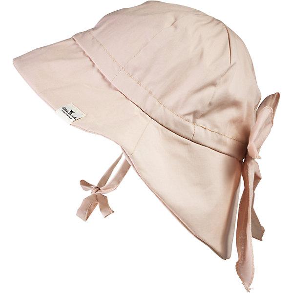 Панама Powder Pink, 0-6 мес., Elodie DetailsШапочки<br>Панама Powder Pink, 0-6 мес., Elodie Details (Элоди Дитейлс)<br><br>Характеристики:<br><br>• удобные завязки<br>• надежная защита головы<br>• приятна коже<br>• подходит для детей от 0 до 6 месяцев<br>• размер: 42 см<br>• материал: хлопок<br>• размер упаковки: 17,5х5х19 см<br><br>Панама Powder Pink защитит голову малыша от солнца во время летних прогулок. Панамка, изготовленная из натурального хлопка, хорошо пропускает воздух и не вызывает раздражения на коже. Удобные завязки надёжно фиксируют панамку на голове. Модель выполнена в нежно-розовом цвете, украшена декоративным бантом.<br><br>Панаму Powder Pink, 0-6 мес., Elodie Details (Элоди Дитейлс) можно купить в нашем интернет-магазине.<br><br>Ширина мм: 190<br>Глубина мм: 50<br>Высота мм: 175<br>Вес г: 350<br>Возраст от месяцев: 0<br>Возраст до месяцев: 6<br>Пол: Женский<br>Возраст: Детский<br>SKU: 5613552