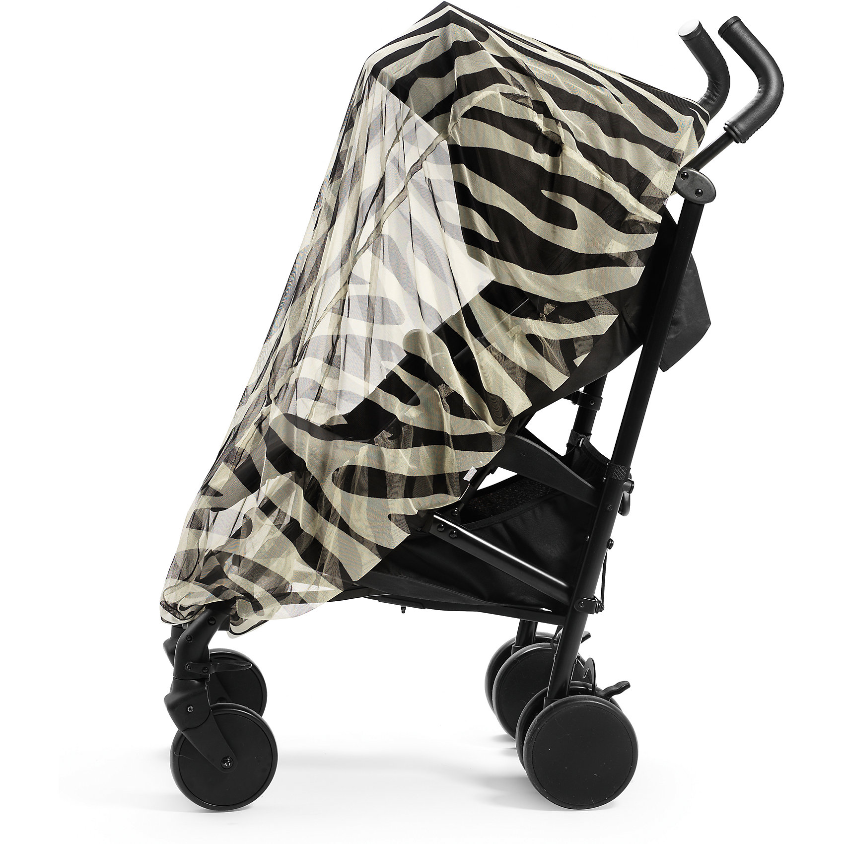 Москитная сетка для коляски цвет Zebra Sunshine, Elodie DetailsАксессуары для колясок<br>LODIE DETAILS москитная сетка для коляски;  Москитная сетка Elodie Details;для коляски защитит малыша от насекомых в весенний и летний период. Сетка легко фиксируется с помощью резинки, легко складывается. Материал очень легкий, но прочный. Москитная сетка универсальна, подходит для любых прогулочных колясок. Аксессуары Elodie Details делают каждый день ярче, а также приносят комфорт и удобства!;<br><br>Ширина мм: 210<br>Глубина мм: 60<br>Высота мм: 260<br>Вес г: 240<br>Возраст от месяцев: 0<br>Возраст до месяцев: 48<br>Пол: Унисекс<br>Возраст: Детский<br>SKU: 5613568