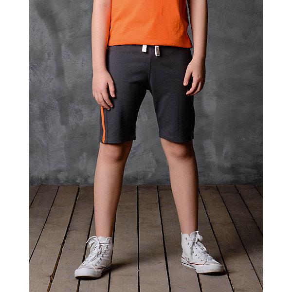 Шорты для мальчика Modniy JukШорты, бриджи, капри<br>Характеристики товара:<br><br>• цвет: оранжевый<br>• состав: 50% хлопок, 50% полиэстер<br>• спортивный силуэт<br>• дышащий материал<br>• пояс - мягкая резинка<br>• логотип<br>• шнурок в поясе<br><br>• страна бренда: Российская Федерация<br>• страна производства: Российская Федерация<br><br>Модели одежды из новой коллекции от бренда Модный жук - это стильные и удобные вещи, созданные специально для детей. Они отличаются продуманным дизайном, качественными материалами и комфортной посадкой. Дети носят их с удовольствием! Стильные шорты спортивного силуэта - хит сезона, отличный вариант базовой вещи для теплой погоды. Они отлично сочетаются с майками, футболками, куртками. Хорошо сидят по фигуре.<br>Одежда и аксессуары от российского бренда Модный жук - это способ пополнить гардероб ребенка модными изделиями по доступной цене. Для их производства используются только безопасные, проверенные материалы и фурнитура. Новая коллекция поддерживает хорошие традиции бренда! <br><br>Шорты для мальчика от популярного бренда Модный жук можно купить в нашем интернет-магазине.<br>Ширина мм: 191; Глубина мм: 10; Высота мм: 175; Вес г: 273; Цвет: темно-серый; Возраст от месяцев: 96; Возраст до месяцев: 108; Пол: Мужской; Возраст: Детский; Размер: 134,98,104,110; SKU: 5614056;