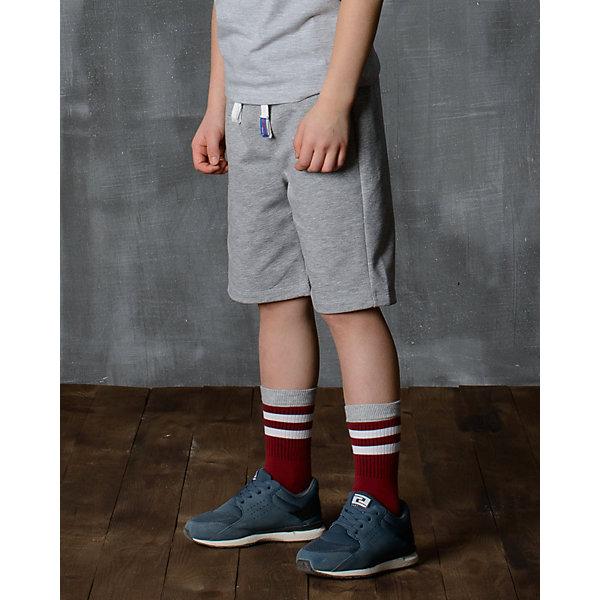 Шорты для мальчика Modniy JukШорты, бриджи, капри<br>Характеристики товара:<br><br>• цвет: серый<br>• состав: 70% хлопок, 30% полиэстер<br>• спортивный силуэт<br>• дышащий материал<br>• пояс - мягкая резинка<br>• логотип<br>• шнурок в поясе<br><br>• страна бренда: Российская Федерация<br>• страна производства: Российская Федерация<br><br>Модели одежды из новой коллекции от бренда Модный жук - это стильные и удобные вещи, созданные специально для детей. Они отличаются продуманным дизайном, качественными материалами и комфортной посадкой. Дети носят их с удовольствием! Стильные шорты спортивного силуэта - хит сезона, отличный вариант базовой вещи для теплой погоды. Они отлично сочетаются с майками, футболками, куртками. Хорошо сидят по фигуре.<br>Одежда и аксессуары от российского бренда Модный жук - это способ пополнить гардероб ребенка модными изделиями по доступной цене. Для их производства используются только безопасные, проверенные материалы и фурнитура. Новая коллекция поддерживает хорошие традиции бренда! <br><br>Шорты для мальчика от популярного бренда Модный жук можно купить в нашем интернет-магазине.<br>Ширина мм: 191; Глубина мм: 10; Высота мм: 175; Вес г: 273; Цвет: серый; Возраст от месяцев: 144; Возраст до месяцев: 156; Пол: Мужской; Возраст: Детский; Размер: 152/158,98/104,158/164,146/152,140/146,134/140,128/134,122/128,116/122,110/116,104/110; SKU: 5614121;