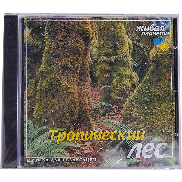 CD Тропический лесАудиокниги, DVD и CD<br>Характеристики товара:<br><br>• размер упаковки: 12,5х10х14,2 см;<br>• вес: 79 грамм.<br><br>Звуки тропических джунглей доставят ни с чем не сравнимое удовольствие. Шелест пальм, рык и крики тропических хищников можно услышать, прослушав диск «Тропический лес». Эти прекрасные звуки помогут расслабиться и представить себя в чаще жарких тропиков.<br><br>CD Тропический лес  можно купить в нашем интернет-магазине.<br><br>Ширина мм: 142<br>Глубина мм: 100<br>Высота мм: 125<br>Вес г: 79<br>Возраст от месяцев: 36<br>Возраст до месяцев: 2147483647<br>Пол: Унисекс<br>Возраст: Детский<br>SKU: 5614925