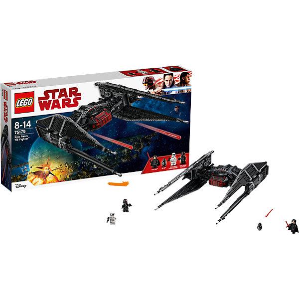LEGO STAR WARS 75179: Истребитель СИД Кайло РенаЗвездные войны<br><br><br>Ширина мм: 539<br>Глубина мм: 281<br>Высота мм: 83<br>Вес г: 1056<br>Возраст от месяцев: 96<br>Возраст до месяцев: 168<br>Пол: Мужской<br>Возраст: Детский<br>SKU: 5619977