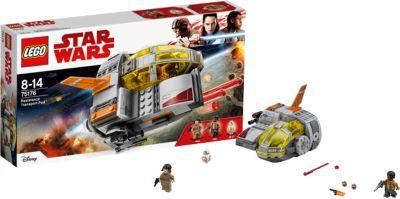 LEGO STAR WARS 75176: Транспортный корабль Сопротивления