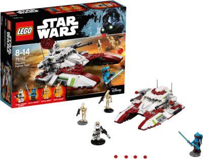 Lego Конструктор Lego Star Wars 75182: Боевой Танк Республики