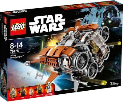 LEGO Конструктор Lego Star Wars 75178: Квадджампер Джакку
