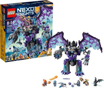 LEGO Конструктор Lego Nexo Knights 70356: Каменный великан-разрушитель