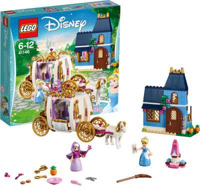 LEGO Disney Princesses 41146: Сказочный вечер Золушки