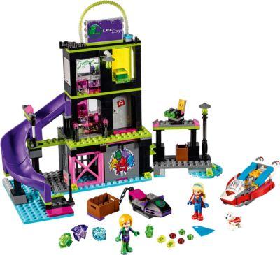 LEGO Конструктор Lego DC Super Girls 41238: Фабрика Криптомитов Лены Лютор