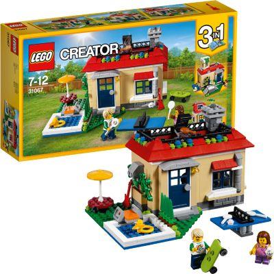 LEGO Creator 31067: Вечеринка у бассейна