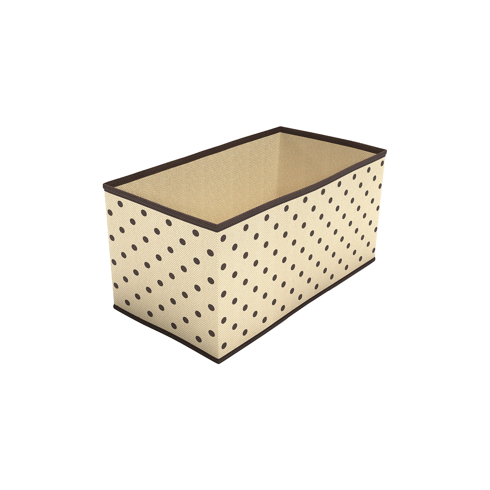 Коробка для вещей в прихожую, гардеробную, HomsuПорядок в детской<br>Характеристики товара:<br><br>• цвет: бежевый<br>• материал: полиэстер, картон<br>• размер: 25х25х30 см<br>• вес: 300 г<br>• легкий прочный каркас<br>• обеспечивает естественную вентиляцию<br>• вместимость: 1 отделение<br>• страна бренда: Россия<br>• страна изготовитель: Китай<br><br>Коробка для вещей в прихожую, гардеробную от бренда Homsu (Хомсу) - очень удобная вещь для хранения вещей и эргономичной организации пространства.<br><br>Предмет легкий, устойчивый, вместительный, обеспечивает естественную вентиляцию.<br><br>Коробку для вещей в прихожую, гардеробную, Homsu можно купить в нашем интернет-магазине.<br><br>Ширина мм: 280<br>Глубина мм: 150<br>Высота мм: 20<br>Вес г: 150<br>Возраст от месяцев: 216<br>Возраст до месяцев: 1188<br>Пол: Унисекс<br>Возраст: Детский<br>SKU: 5620089