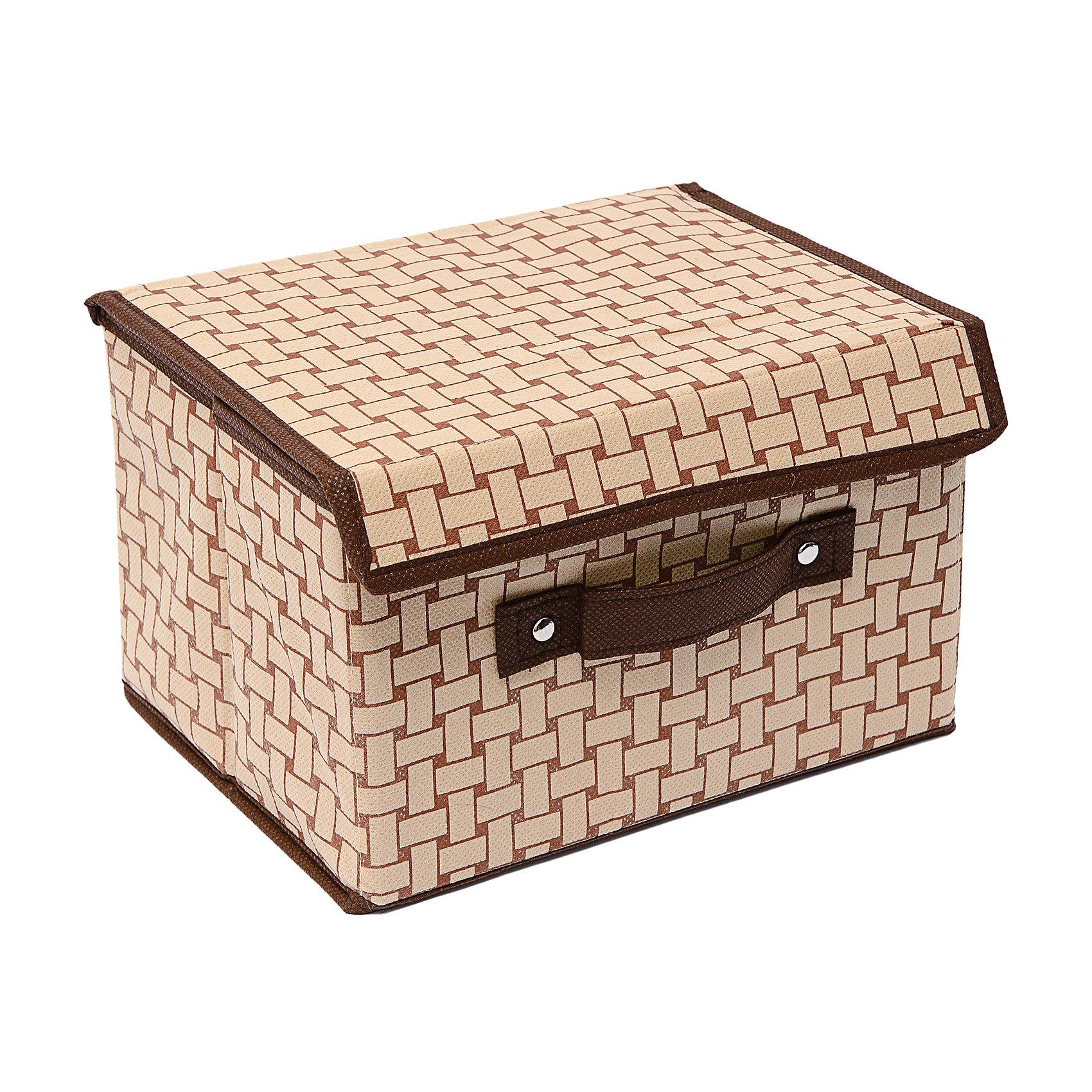 Коробка с крышкой (19*25*16) Pletenka, Homsu