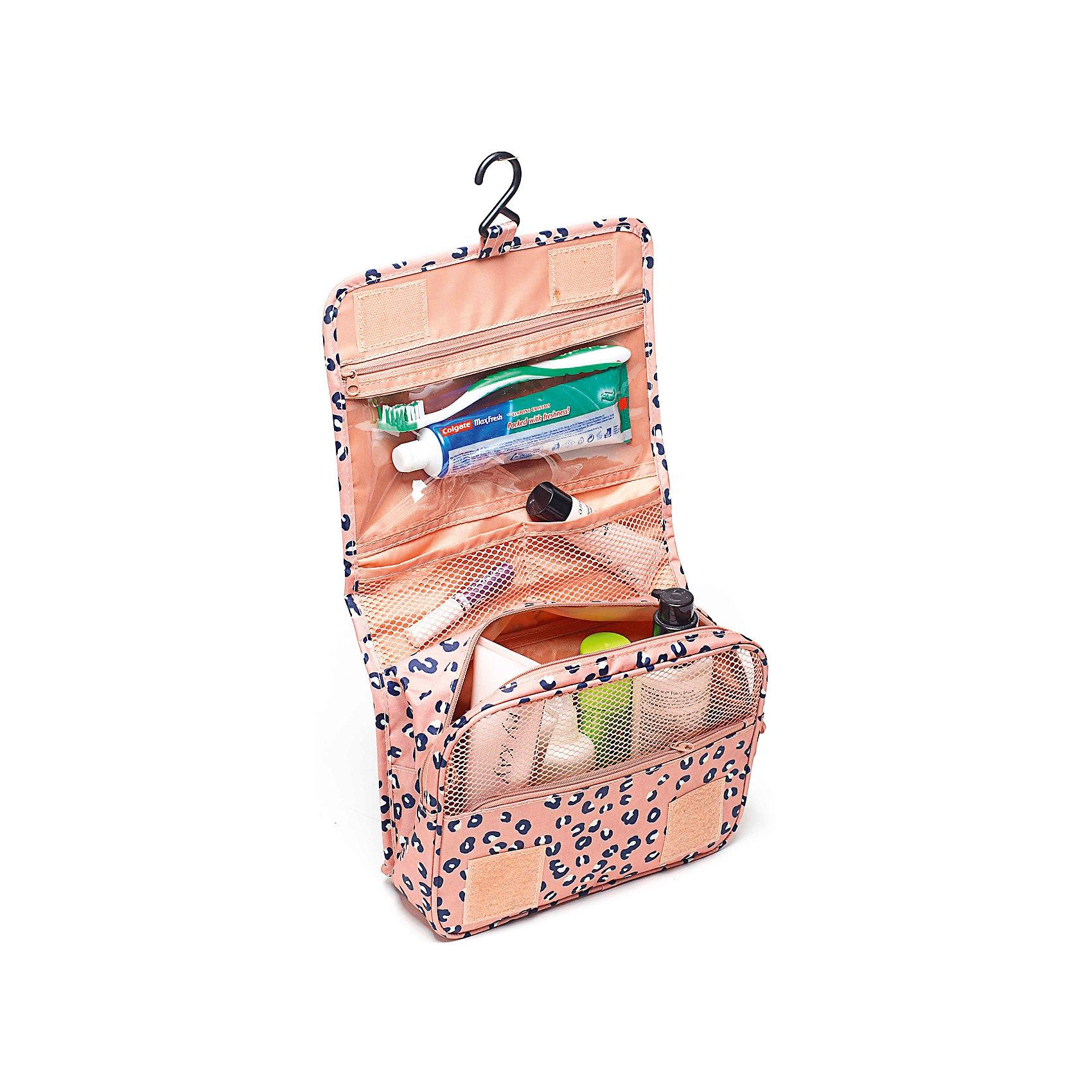 Органайзер в ванную подвесной, Homsu, персиковыйВанная комната<br>Органайзер подвесной – это универсальное место для хранения вещей, с ним все нужное у вас будет под рукой. В таком органайзере, который обладает множеством кармашков и отделов, а также крючком для подвешивания, можно хранить различные предметы: белье, ванные принадлежности, аксессуары и прочие вещи. При необходимости органайзер можно сложить, закрыв сверху крышкой на двух липучках.<br><br>Ширина мм: 240<br>Глубина мм: 95<br>Высота мм: 185<br>Вес г: 200<br>Возраст от месяцев: 216<br>Возраст до месяцев: 1188<br>Пол: Унисекс<br>Возраст: Детский<br>SKU: 5620278