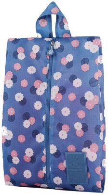 Чехол для обуви Цветок, Homsu, синий