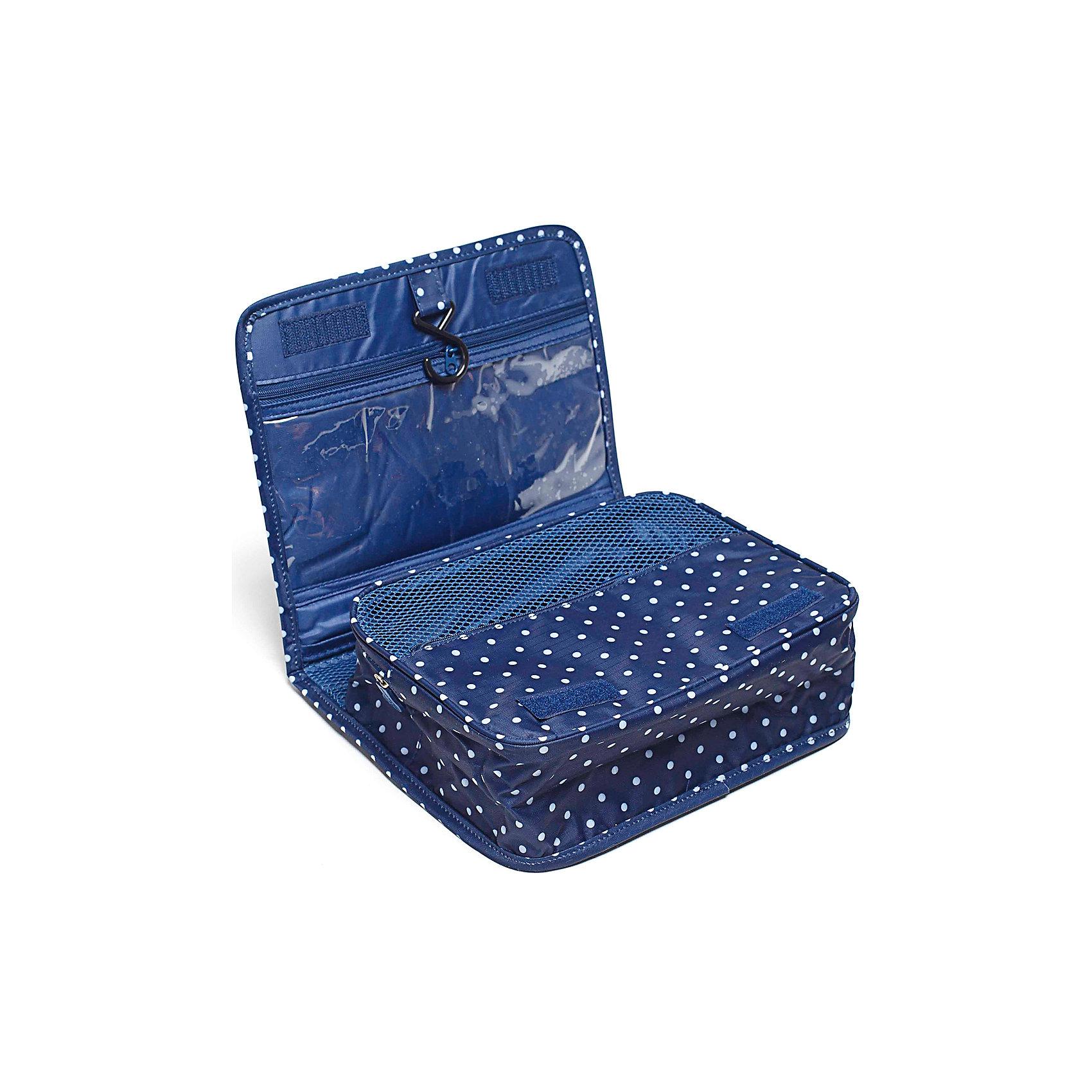 Органайзер в ванную подвесной, Homsu, синийВанная комната<br>Характеристики товара:<br><br>• цвет: синий<br>• материал: металл, сетка, полиэстер<br>• размер: 24х9х18 см<br>• вес: 200 г<br>• застежка: молния, липучка<br>• крепление: крючок<br>• ручка для переноски<br>• вместимость: карманы на молнии, отделения из сетки<br>• страна бренда: Россия<br>• страна изготовитель: Китай<br><br>Органайзер ванную подвесной от бренда Homsu (Хомсу) - очень удобная вещь для хранения вещей и эргономичной организации пространства.<br><br>Он легкий, вместительный, имеет удобную ручку для переноски, можно использовать как отдельный аксессуар.<br><br>Органайзер в ванную подвесной, Homsu можно купить в нашем интернет-магазине.<br><br>Ширина мм: 240<br>Глубина мм: 95<br>Высота мм: 185<br>Вес г: 200<br>Возраст от месяцев: 216<br>Возраст до месяцев: 1188<br>Пол: Унисекс<br>Возраст: Детский<br>SKU: 5620296