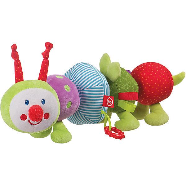 Развивающая игрушка  Iq-Caterpillar, Happy BabyКонструкторы для малышей<br>Характеристики:<br><br>• Вид игр: развивающие, обучающие<br>• Материал: полиэстер, хлопок, полимерный материал<br>• Тип крепления: петельки<br>• Наличие звуковых, шумовых эффектов<br>• Собирается по типу конструктора<br>• Вес: 186 г<br>• Параметры (Д*Ш*В): 8,4*8,4*27,8 см <br>• Особенности ухода: влажная и сухая чистка<br><br>Игрушка-погремушка Chatty Caterpillar, Happy Baby выполнена в виде забавной гусенички, которая состоит из отдельных элементов. Каждая часть гусеницы крепится к другой с помощью липучки, благодаря этому игрушку можно собирать используя разную последовательность и комбинации. Кроме того, элементы выполнены в разном цвете, фактуре и с различными звуковыми эффектами. Игры с такой   игрушкой будут способствовать зрительному и слуховому восприятию, координации движений, будут развивать мелкую моторику рук и эмоциональную сферу ребенка.   <br><br>Игрушку-погремушку Chatty Caterpillar, Happy Baby можно купить в нашем интернет-магазине.<br><br>Ширина мм: 84<br>Глубина мм: 84<br>Высота мм: 278<br>Вес г: 186<br>Возраст от месяцев: 3<br>Возраст до месяцев: 18<br>Пол: Унисекс<br>Возраст: Детский<br>SKU: 5621701