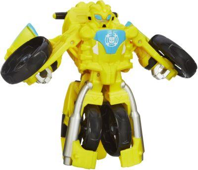 Hasbro Трансформер, Playskool Heroes, Sideswipe