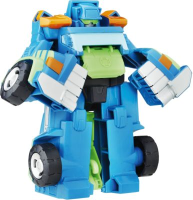 Hasbro Трансформер, Playskool Heroes, Tow Bot