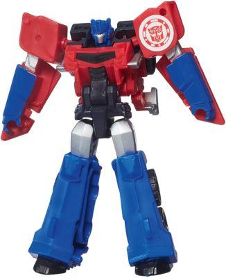 Трансформер Hasbro Роботы под прикрытием Legion Class - Оптимус Прайм