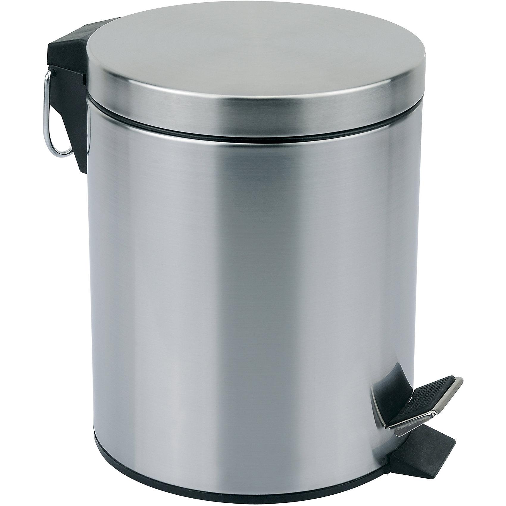 Ведро для мусора круглое DBM-01-12, тм Mallony 12 л, MallonyПорядок в детской<br>Ведро для мусора круглое DBM-01-12, тм Mallony 12 л, Mallony (Маллони)<br><br>Характеристики:<br><br>• стильный дизайн<br>• удобная педаль<br>• круглая форма<br>• объем: 12 л<br>• размер: 25,3х37,5 см<br>• материал: нержавеющая сталь, пластик<br>• размер упаковки: 40х27х28 см<br>• вес: 2065 грамм<br><br>Ведро для мусора DBM-01-12 очень удобно в использовании. Оно оснащено откидной крышкой, которая открывается при нажатии на педаль, без помощи рук. Ведро отличается стильным дизайном с матовой поверхностью. Корпус ведра выполнен из нержавеющей стали.<br><br>Ведро для мусора круглое DBM-01-12, тм Mallony 12 л, Mallony (Маллони) вы можете купить в нашем интернет-магазине.<br><br>Ширина мм: 280<br>Глубина мм: 270<br>Высота мм: 400<br>Вес г: 2065<br>Возраст от месяцев: 216<br>Возраст до месяцев: 1188<br>Пол: Унисекс<br>Возраст: Детский<br>SKU: 5622852