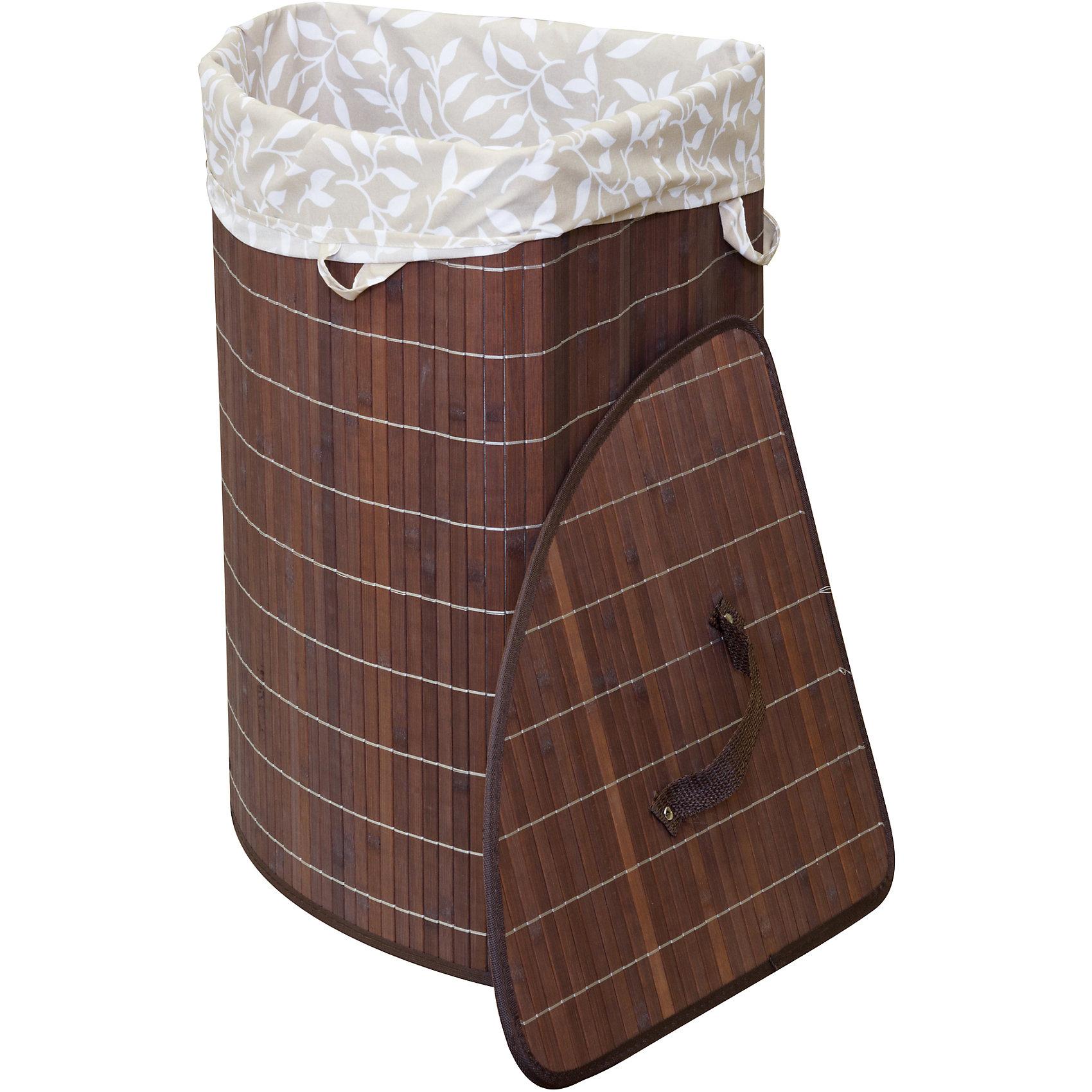 Корзина для белья BLB-07-D, бамбук, Рыжий котКорзины для белья<br>Корзина для белья BLB-07-D, бамбук, Рыжий кот<br><br>Характеристики:<br><br>• изготовлена из натуральных материалов<br>• стальной каркас<br>• легко складывается и раскладывается<br>• обработана антисептиком<br>• объем: 48 л<br>• размер: 35х35х50 см<br>• материал: бамбук, поликоттон, металл, нейлон<br>• размер упаковки: 3х50х398 см<br>• вес: 1304 грамма<br><br>Корзина BLB-07-D поможет вам поддерживать порядок в доме. Отделение корзины достаточно вместительное для хранения белья. Крышка поможет скрыть содержимое корзины при необходимости. Изделие выполнено из натурального бамбука и обработано антисептиком. Корзина легко раскладывается и складывается, позволяя вам экономить свободное пространство в доме. Стильный дизайн в коричневую клетку станет прекрасным украшением любого помещения.<br><br>Корзину для белья BLB-07-D, бамбук, Рыжий кот вы можете купить в нашем интернет-магазине.<br><br>Ширина мм: 500<br>Глубина мм: 390<br>Высота мм: 40<br>Вес г: 1304<br>Возраст от месяцев: 216<br>Возраст до месяцев: 1188<br>Пол: Унисекс<br>Возраст: Детский<br>SKU: 5622867