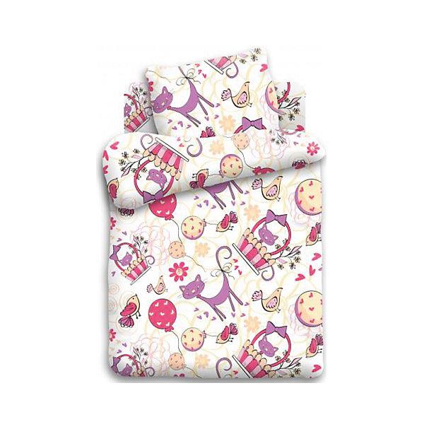 Детское постельное белье 1,5 сп. Кошки-мышки, МуркаДетское постельное бельё<br>Характеристики:<br><br>• Вид домашнего текстиля: постельное белье<br>• Тип постельного белья по размерам: 1,5 спальное<br>• Материал: хлопок, 100% <br>• Тематика рисунка: кошки<br>• Комплектация: <br> пододеяльник 215*143 см – 1 шт. <br> простынь 150*214 см– 1 шт. <br> наволочка 70*70 см – 1 шт. <br>• Тип упаковки: картонная коробка <br>• Вес в упаковке: 1 кг 200 г<br>• Размеры упаковки (Д*Ш*В): 50*25*50 см<br>• Особенности ухода: допускается интенсивная машинная стирка без использования красящих и отбеливающих веществ<br><br>Постельное белье 1,5 Мурка, бязь, Кошки-мышки, (нав 70*70) выполнено в стильном дизайне с изображением фантазийных кошечек. Все внутренние швы изделий тщательно обработаны. Комплект упакован в брендовую картонную коробку, поэтому его можно преподнести в качестве подарка на любой праздник или торжество.<br><br>Постельное белье 1,5 Мурка, бязь, Кошки-мышки, (нав 70*70) можно купить в нашем интернет-магазине.<br>Ширина мм: 500; Глубина мм: 250; Высота мм: 500; Вес г: 1200; Возраст от месяцев: 36; Возраст до месяцев: 144; Пол: Женский; Возраст: Детский; SKU: 5623421;