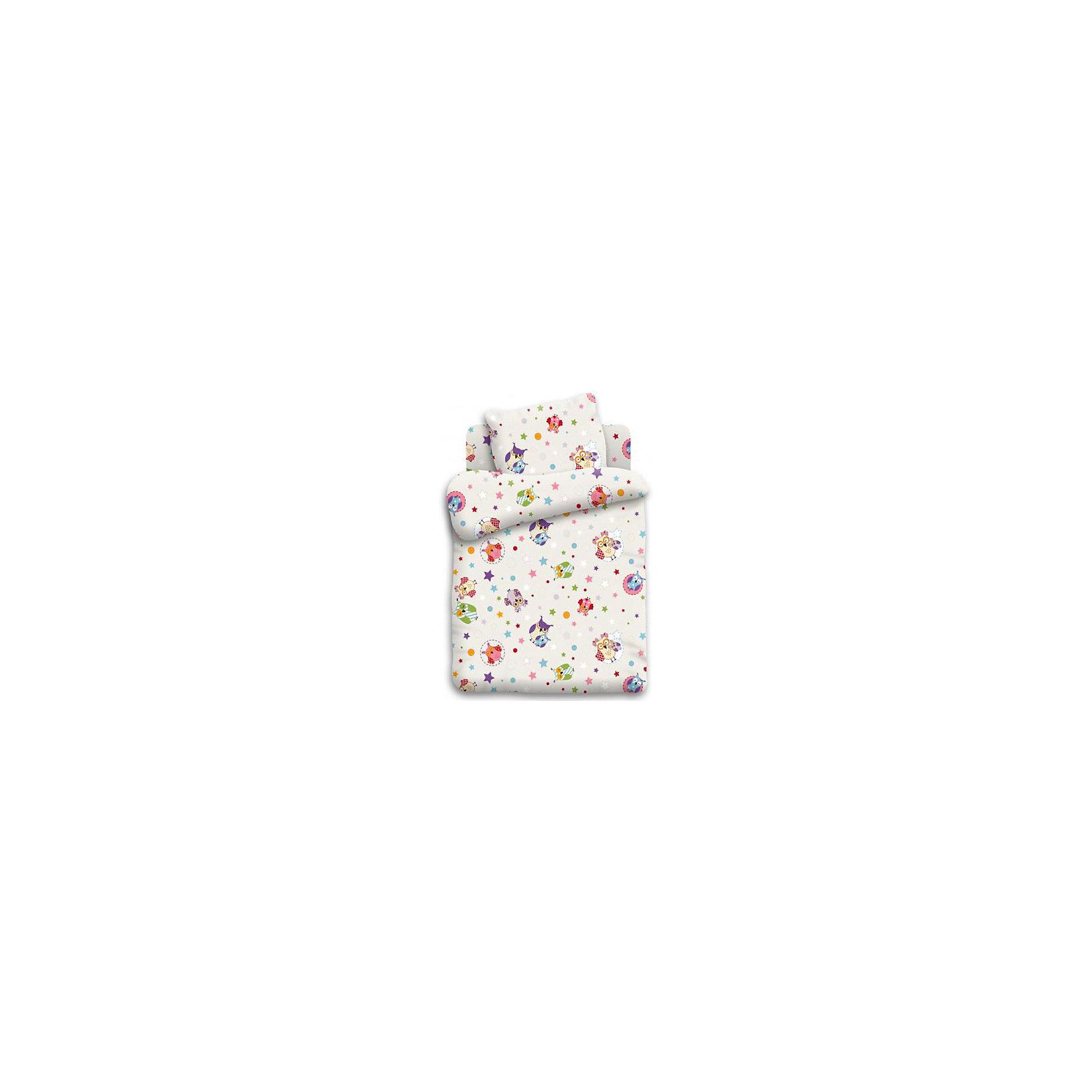Постельное белье 1,5 Многоцветие, бязь, Кошки-мышки (нав 70*70)Домашний текстиль<br>Характеристики:<br><br>• Вид домашнего текстиля: постельное белье<br>• Тип постельного белья по размерам: 1,5 спальное<br>• Материал: хлопок, 100% <br>• Тематика рисунка: совушки<br>• Комплектация: <br> пододеяльник 215*143 см – 1 шт. <br> простынь 150*214 см– 1 шт. <br> наволочка 70*70 см – 1 шт. <br>• Тип упаковки: картонная коробка <br>• Вес в упаковке: 1 кг 200 г<br>• Размеры упаковки (Д*Ш*В): 50*25*50 см<br>• Особенности ухода: допускается интенсивная машинная стирка без использования красящих и отбеливающих веществ<br><br>Постельное белье 1,5 Многоцветие, бязь, Кошки-мышки (нав 70*70) выполнено в ярком дизайне с изображением разноцветных совушек. Комплект упакован в брендовую картонную коробку, поэтому его можно преподнести в качестве подарка на любой праздник или торжество.<br><br>Постельное белье 1,5 Многоцветие, бязь, Кошки-мышки (нав 70*70) можно купить в нашем интернет-магазине.<br><br>Ширина мм: 500<br>Глубина мм: 250<br>Высота мм: 500<br>Вес г: 1200<br>Возраст от месяцев: 36<br>Возраст до месяцев: 144<br>Пол: Унисекс<br>Возраст: Детский<br>SKU: 5623422