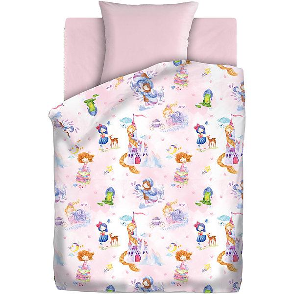 Детское постельное белье 1,5 сп. Непоседа, Маленькая принцессаДетское постельное бельё<br>Характеристики:<br><br>• Вид домашнего текстиля: постельное белье<br>• Тип постельного белья по размерам: 1,5 спальное<br>• Материал: хлопок, 100%<br>• Комплектация: <br> пододеяльник 215*143 см – 1 шт. <br> простынь 150*214 см– 1 шт. <br> наволочка 70*70 см – 1 шт. <br>• Тематика рисунка: принцесса<br>• Размеры упаковки (Д*Ш*В): 50*25*50 см <br>• Тип упаковки: книжка <br>• Вес в упаковке: 1 кг 200 г<br>• Размеры упаковки (Д*Ш*В): 50*25*50 см<br>• Особенности ухода: допускается машинная стирка в щадящем режиме или влажная чистка<br><br>Постельное белье 1,5 Маленькая принцесса, бязь, Непоседа (70*70) выполнено в стильном дизайне: на нежно розовом фоне изображены милые принцессы. Комплект упакован в брендовую упаковку-книжку, поэтому его можно преподнести в качестве подарка на любой праздник или торжество.<br><br>Постельное белье 1,5 Маленькая принцесса, бязь, Непоседа (70*70) можно купить в нашем интернет-магазине.<br><br>Ширина мм: 500<br>Глубина мм: 250<br>Высота мм: 500<br>Вес г: 1200<br>Возраст от месяцев: 36<br>Возраст до месяцев: 144<br>Пол: Женский<br>Возраст: Детский<br>SKU: 5623427
