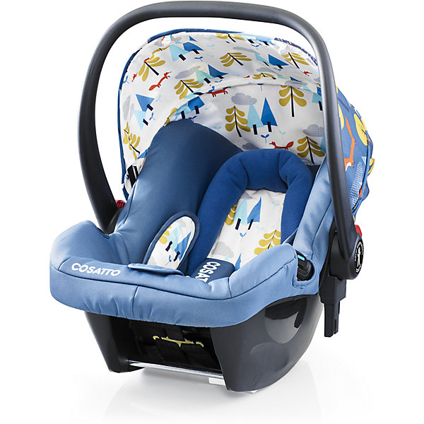 Автокресло Cosatto Hold 0-13 кг, Fox TaleГруппа 0+  (до 13 кг)<br>Характеристики автокресла Hold Cosatto:<br><br>• группа 0+;<br>• вес ребенка: до 13 кг;<br>• возраст ребенка: от рождения до 12 месяцев;<br>• способ установки: против хода движения автомобиля;<br>• способ крепления: штатными ремнями безопасности автомобиля;<br>• есть возможность установить автокресло на базу с системой крепления Isofix - база приобретается отдельно;<br>• 5-ти точечные ремни безопасности с мягкими накладками;<br>• регулируемый защитный капор;<br>• анатомический вкладыш для новорожденного;<br>• в комплекте с автокреслом идет дождевик;<br>• пластиковая ручка, автолюлька используется как переноска, положение ручки меняется;<br>• автокресло можно использовать как кресло-качалку;<br>• чтобы зафиксировать кресло, необходимо изменить положение ручки и создать упор в пол;<br>• съемные чехлы, стирка при температуре 30 градусов;<br>• материал: пластик, полиэстер;<br>• стандарт безопасности: ЕСЕ R44/03.<br><br>Размер автокресла, ДхШхВ: 70х44х60 см<br>Вес автокресла: 4,2 кг<br><br>Автокресло Hold Cosatto устанавливается как против хода движения автомобиля на заднем сиденье. Глубокая чаша просторная, малышу удобно находится в кресле даже в теплом комбинезоне. Анатомический вкладыш с подголовником снимается. Автокресло соответствует европейским стандартам безопасности. Авктокресло можно установить на раму коляски Cosatto. Адаптеры для установки автокресла на шасси коляски входят в комплект.<br><br>Автокресло 0-13 кг., HOLD, COSATTO можно купить в нашем интернет-магазине.<br>Ширина мм: 740; Глубина мм: 440; Высота мм: 380; Вес г: 6000; Возраст от месяцев: -2147483648; Возраст до месяцев: 2147483647; Пол: Унисекс; Возраст: Детский; SKU: 5629486;