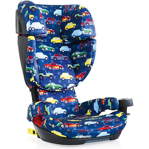Автокресло Cosatto Skippa Isofix, 15-36 кг., Rev UpГруппа 2-3  (от 15 до 36 кг)<br>Характеристики:<br><br>• группа: 2/3;<br>• вес ребенка: 15-36 кг;<br>• возраст: от 3 до 12 лет;<br>• установка: по ходу движения автомобиля;<br>• крепление: Isofix или штатный ремень автомобиля;<br>• дополнительная защита от боковых ударов;<br>• большой бустер;<br>• регулировка спинки по высоте;<br>• угол наклона спинки регулируется в 2 положениях;<br>• мягкие подлокотники;<br>• гипоаллергенный материал обивки;<br>• съемный чехол можно стирать при температуре 30 градусов;<br>• соответствует ECE R44 / 04;<br>• в комплекте удобный подстаканник;<br>• материал: пластик, полиэстер.<br><br>Габариты автокресла: 70х53х49 см.<br>Вес автокресла: 7,5 кг.<br><br>Комфортное автокресло с широким сиденьем предназначено для детей от 3 лет и старше. Универсальная модель регулируется по размеру и растет вместе с ребенком, что позволяет использовать кресло в течение долгого времени. Автокресло легко устанавливается и фиксируется штатным ремнем безопасности или при помощи замков Isofix. Ребенок пристегивается трехточечным автомобильным ремнем. <br><br>Небольшой подстаканник вмещает бутылочку с напитком. Износостойкий материал обивки легко стирается и не выгорает.<br><br>Автокресло Skippa Isofix 15-36 кг., Cosatto, Rev Up можно купить в нашем интернет-магазине.<br>Ширина мм: 750; Глубина мм: 450; Высота мм: 330; Вес г: 8000; Возраст от месяцев: -2147483648; Возраст до месяцев: 2147483647; Пол: Мужской; Возраст: Детский; SKU: 5629505;