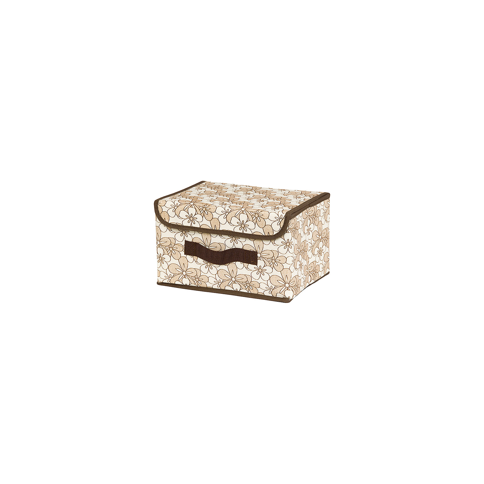 Кофр складной для хранения 26*20*16 см. Цветочное изобилие, EL CasaПорядок в детской<br>Характеристики товара:<br><br>• цвет: мульти<br>• материал: текстиль (полиэстер), картон<br>• размер: 26 х 20 х 16 см<br>• вес: 400 г<br>• декорирован принтом<br>• с жестким каркасом<br>• легко складывается и раскладывается<br>• удобный<br>• с крышкой и ручкой<br>• универсальный размер<br>• страна бренда: Российская Федерация<br>• страна производства: Китай<br><br>Такой кофр - отличный пример красивой и функциональной вещи для любого интерьера. В нем удобной хранить различные мелочи, благодаря универсальному дизайну и расцветке он хорошо будет смотреться в помещении.<br><br>Кофр с жёстким каркасом для хранения может стать отличным приобретением для дома или подарком для любителей красивых оригинальных вещей.<br><br>Бренд EL Casa - это красивые и практичные товары для дома с современным дизайном. Они добавляют в жильё уюта и комфорта! <br><br>Кофр складной для хранения 26*20*16 см. Цветочное изобилие, EL Casa можно купить в нашем интернет-магазине.<br><br>Ширина мм: 270<br>Глубина мм: 210<br>Высота мм: 27<br>Вес г: 367<br>Возраст от месяцев: 0<br>Возраст до месяцев: 1188<br>Пол: Унисекс<br>Возраст: Детский<br>SKU: 6668740