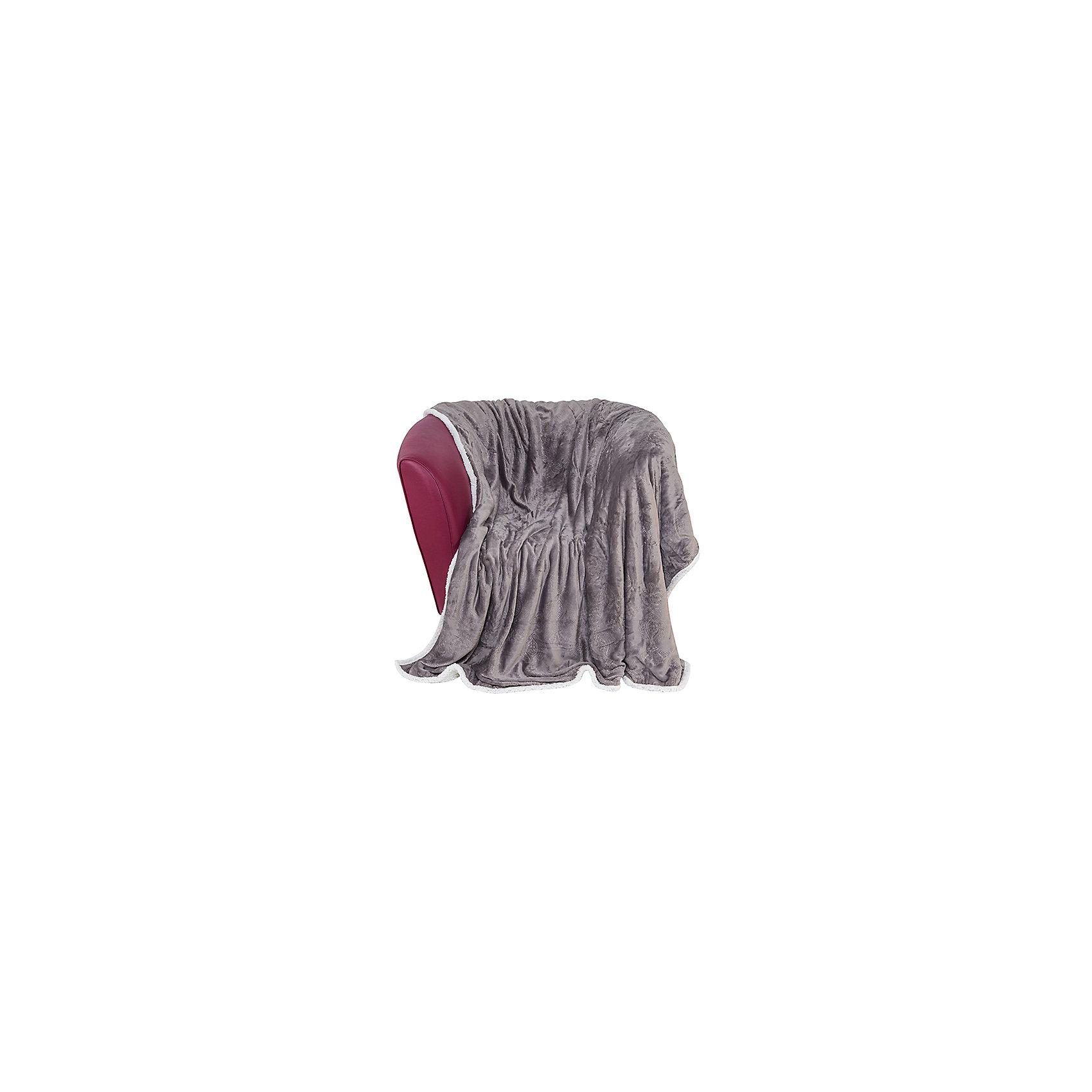 Плед 150*200 см. Серый с узором, EL CasaДомашний текстиль<br>Характеристики товара:<br><br>• цвет: мульти<br>• материал: текстиль (полиэстер 100%)<br>• размер: 150 х 200 см<br>• вес: 1500 г<br>• двусторонний<br>• очень мягкий<br>• не мнется, не деформируется<br>• долго служит<br>• упаковка: подарочная сумка с ручками<br>• универсальный размер<br>• страна бренда: Российская Федерация<br>• страна производства: Китай<br><br>Такой плед - отличный пример красивой и функциональной вещи для любого интерьера. Он очень мягкий, теплый и приятый на ощупь, благодаря универсальному дизайну и расцветке плед хорошо будет смотреться в помещении.<br><br>Плед может стать отличным приобретением для дома или подарком для любителей красивых оригинальных вещей.<br><br>Бренд EL Casa - это красивые и практичные товары для дома с современным дизайном. Они добавляют в жильё уюта и комфорта! <br><br>Плед 150*200 см. Бежевый с узором, EL Casa можно купить в нашем интернет-магазине.<br><br>Ширина мм: 370<br>Глубина мм: 310<br>Высота мм: 170<br>Вес г: 1667<br>Возраст от месяцев: 0<br>Возраст до месяцев: 1188<br>Пол: Унисекс<br>Возраст: Детский<br>SKU: 6668816