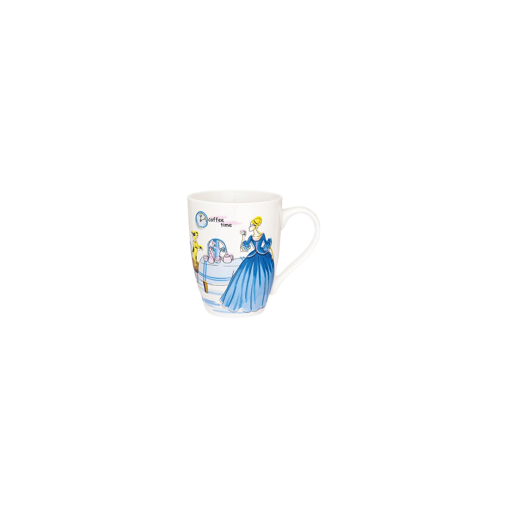 Кружка 370 мл Модница синяя, Elan GalleryПосуда<br>Характеристики товара:<br><br>• цвет: мульти<br>• материал: фарфор <br>• размер: 11,5 х 8 х 10 см<br>• вес: 270 г<br>• объем: 370 мл<br>• упаковка: подарочная коробка<br>• декорирована рисунком<br>• легко мыть<br>• удобная ручка<br>• для любых горячих и холодных напитков<br>• стильный дизайн<br>• страна бренда: Российская Федерация<br>• страна производства: Китай<br><br>Такая симпатичная кружка не только приятно выглядит, пить из неё - одно удовольствие! Благодаря универсальному дизайну и расцветке предмет хорошо будет смотреться в помещении. <br><br>Эта кружка может стать отличным приобретением для дома или подарком для любителей красивых и оригинальных вещей. <br><br>Бренд Elan Gallery - это красивые и практичные товары для дома с современным дизайном. Они добавляют в жильё уюта и комфорта! <br><br>Кружку 370 мл Модница синяя, Elan Gallery можно купить в нашем интернет-магазине.<br><br>Ширина мм: 103<br>Глубина мм: 86<br>Высота мм: 107<br>Вес г: 267<br>Возраст от месяцев: 0<br>Возраст до месяцев: 1188<br>Пол: Унисекс<br>Возраст: Детский<br>SKU: 6668865