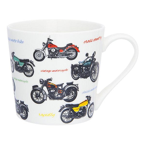 Кружка 400 мл Мотоциклы, Elan Gallery
