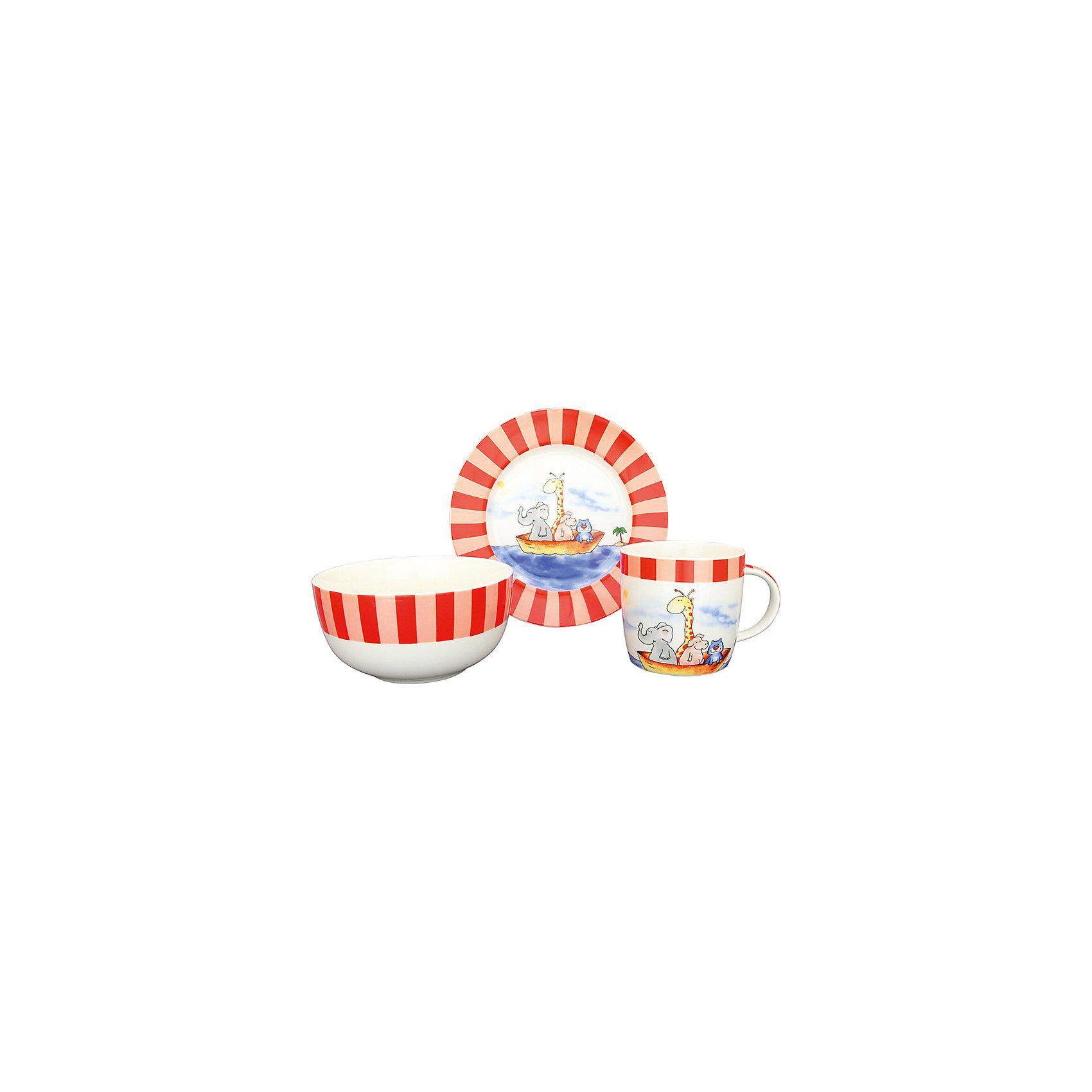 Набор детский 3 пр.Веселые путешественники в чемоданчике, Elan GalleryПосуда<br>Набор детский 3 пр. Elan Gallery Веселые путешественники в чемоданчике, Elan Gallery Личная посуда помогает малышу стать самостоятельным, а красивые рисунки превращают процесс питания в игру и улучшают аппетит. Изделие в подарочном металлическом чемоданчике.<br><br>Ширина мм: 250<br>Глубина мм: 100<br>Высота мм: 178<br>Вес г: 1333<br>Возраст от месяцев: 0<br>Возраст до месяцев: 1188<br>Пол: Унисекс<br>Возраст: Детский<br>SKU: 6668898