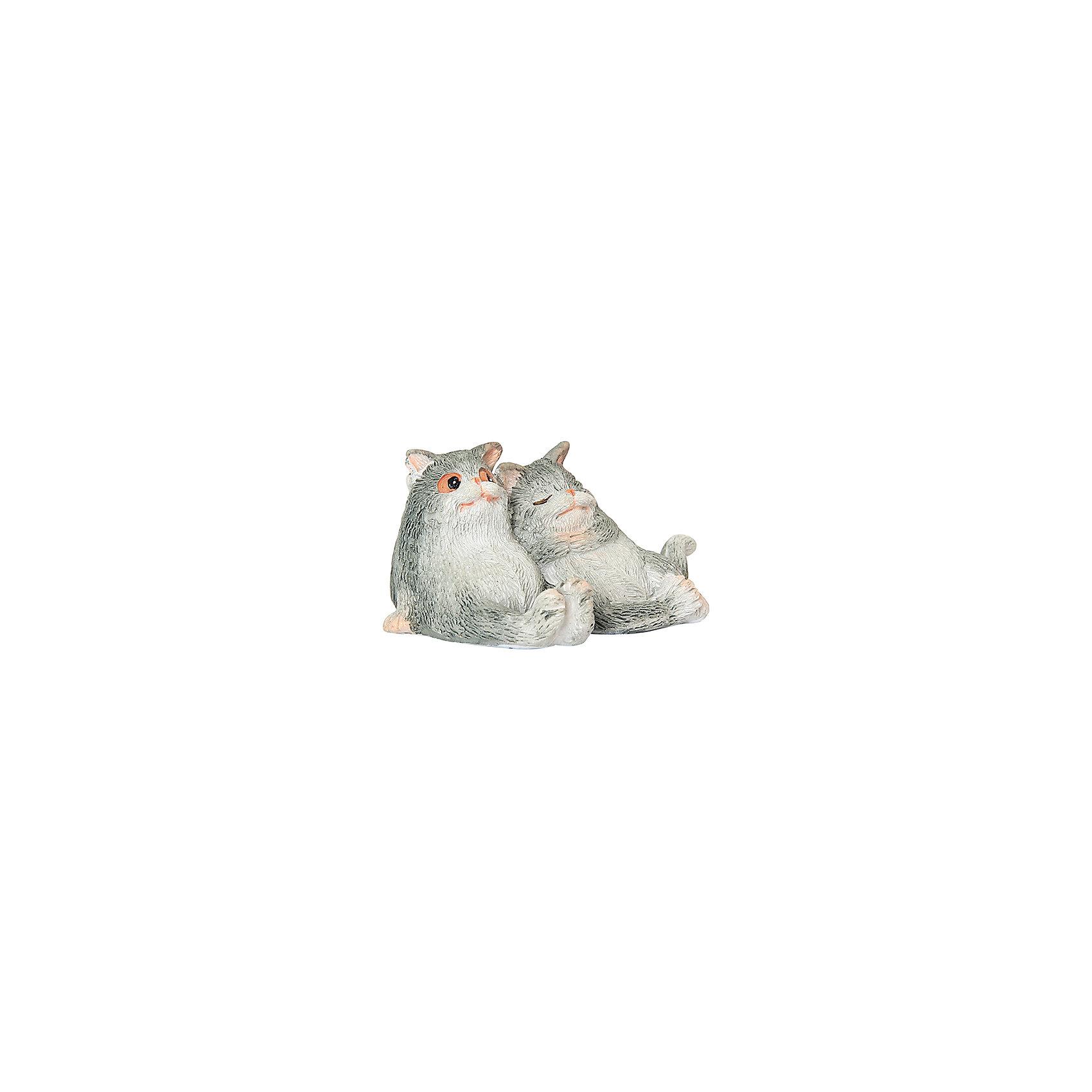 Фигурка декоративная Коты - друзья, Elan GalleryПредметы интерьера<br>Фигурка декоративная  Elan Gallery 5,5*4*3 см. Коты - друзья, Elan Gallery Декоративные фигурки - это отличный способ разнообразить внутреннее убранство вашего дома. Размер  5,5х4х3 см.<br><br>Ширина мм: 62<br>Глубина мм: 37<br>Высота мм: 47<br>Вес г: 69<br>Возраст от месяцев: 0<br>Возраст до месяцев: 1188<br>Пол: Унисекс<br>Возраст: Детский<br>SKU: 6669011