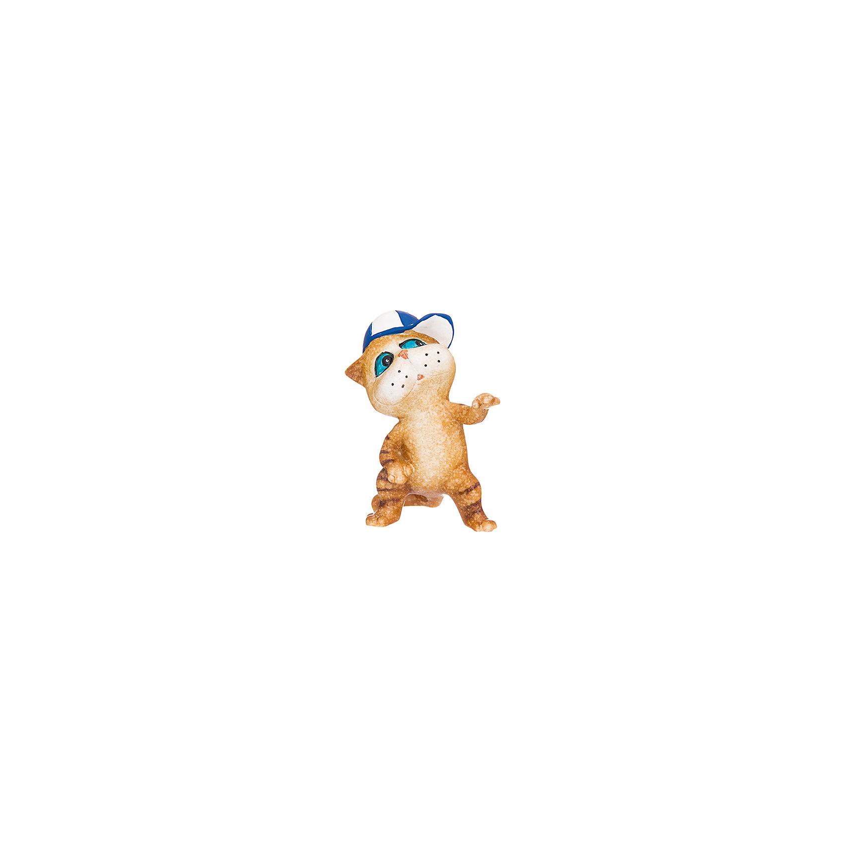 Фигурка декоративная Котик хип - хоп, Elan GalleryПредметы интерьера<br>Фигурка декоративная  Elan Gallery 6,5*5,5*8 см. Котик хип - хоп, Elan Gallery Декоративные фигурки - это отличный способ разнообразить внутреннее убранство дома, частичка вашей индивидуальности в облике жилища!<br><br>Ширина мм: 70<br>Глубина мм: 62<br>Высота мм: 102<br>Вес г: 132<br>Возраст от месяцев: 0<br>Возраст до месяцев: 1188<br>Пол: Унисекс<br>Возраст: Детский<br>SKU: 6669026