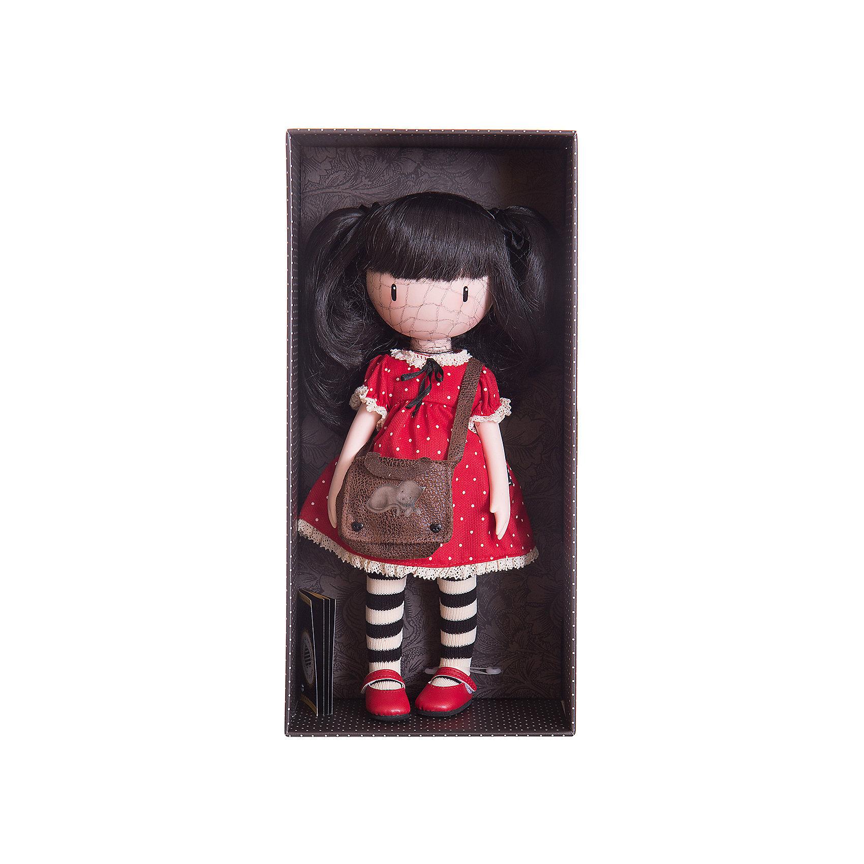Кукла Горджусс Рубин, 32 см, Paola ReinaКлассические куклы<br><br><br>Ширина мм: 375<br>Глубина мм: 175<br>Высота мм: 105<br>Вес г: 820<br>Возраст от месяцев: 36<br>Возраст до месяцев: 144<br>Пол: Женский<br>Возраст: Детский<br>SKU: 6671044