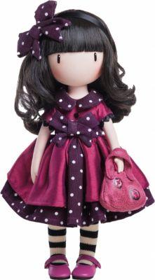Кукла Горджусс Божья Коровка , 32 см, Paola Reina