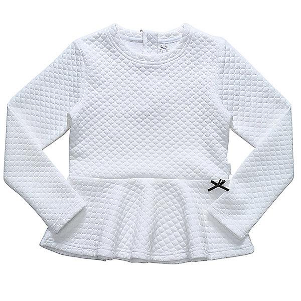 Блузка для девочки LuminosoБлузки и рубашки<br>Характеристики товара:<br><br>• цвет: белый;<br>• состав: 65% хлопок 35% полиэстер;<br>• сезон: демисезон;<br>• особенности: школьная, однотонная;<br>• с длинным рукавом:<br>• декорирована баской;<br>• страна бренда: Россия;<br>• страна производства: Китай.<br><br>Школьная блузка с длинным рукавом для девочки. Белая блузка декорирована баской.<br><br>Блузка для девочки Luminoso (Люминосо) можно купить в нашем интернет-магазине.<br><br>Ширина мм: 186<br>Глубина мм: 87<br>Высота мм: 198<br>Вес г: 197<br>Цвет: белый<br>Возраст от месяцев: 72<br>Возраст до месяцев: 84<br>Пол: Женский<br>Возраст: Детский<br>Размер: 122,164,158,152,146,140,134,128<br>SKU: 6672869