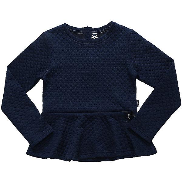 Блузка для девочки LuminosoБлузки и рубашки<br>Характеристики товара:<br><br>• цвет: синий;<br>• состав: 65% хлопок 35% полиэстер;<br>• сезон: демисезон;<br>• особенности: школьная, однотонная;<br>• с длинным рукавом:<br>• декорирована баской;<br>• страна бренда: Россия;<br>• страна производства: Китай.<br><br>Школьная блузка с длинным рукавом для девочки. Синяя блузка декорирована баской.<br><br>Блузка для девочки Luminoso (Люминосо) можно купить в нашем интернет-магазине.<br><br>Ширина мм: 186<br>Глубина мм: 87<br>Высота мм: 198<br>Вес г: 197<br>Цвет: синий<br>Возраст от месяцев: 72<br>Возраст до месяцев: 84<br>Пол: Женский<br>Возраст: Детский<br>Размер: 122,164,158,152,146,140,134,128<br>SKU: 6672878