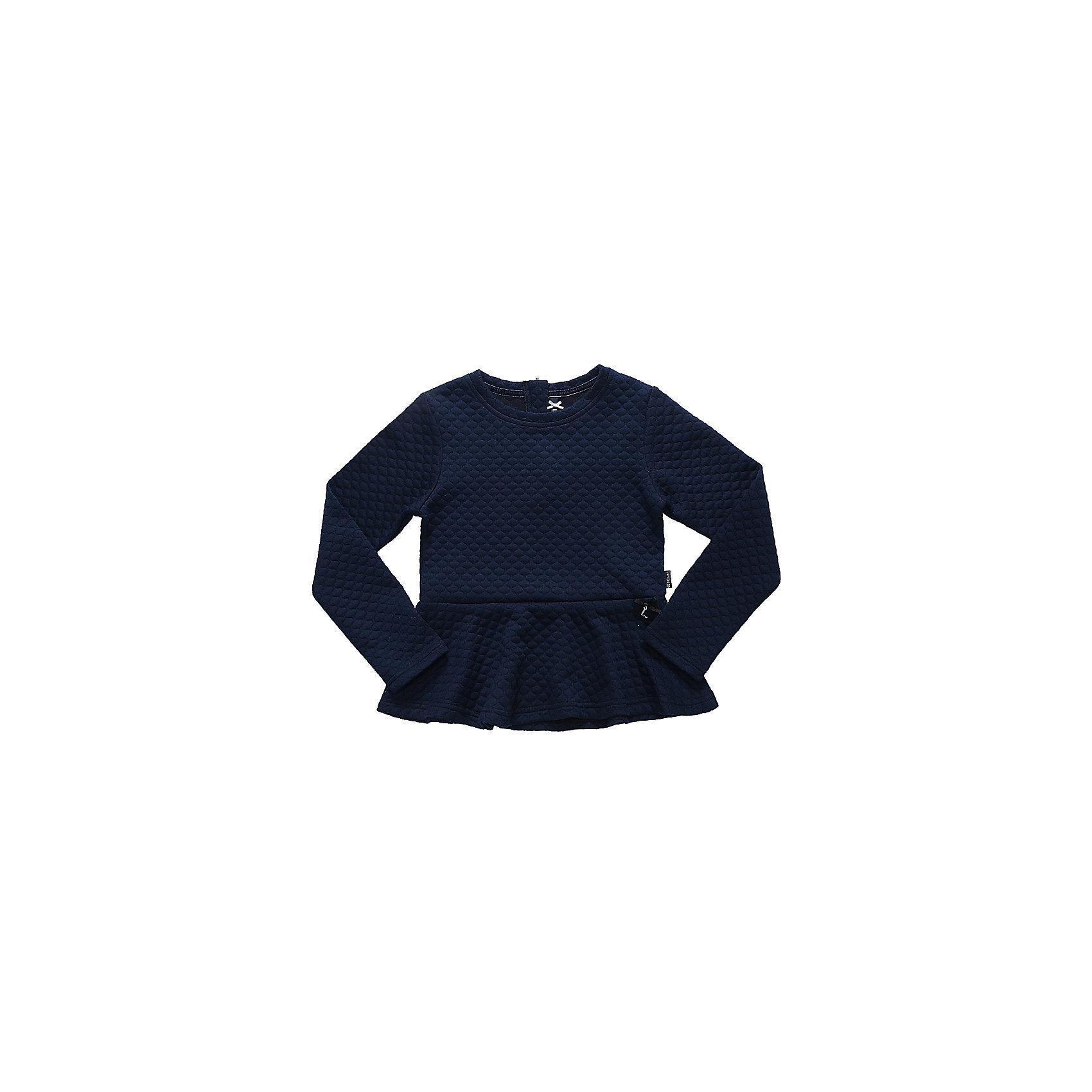 Блузка для девочки LuminosoБлузки и рубашки<br>Характеристики товара:<br><br>• цвет: синий;<br>• состав: 65% хлопок 35% полиэстер;<br>• сезон: демисезон;<br>• особенности: школьная, однотонная;<br>• с длинным рукавом:<br>• декорирована баской;<br>• страна бренда: Россия;<br>• страна производства: Китай.<br><br>Школьная блузка с длинным рукавом для девочки. Синяя блузка декорирована баской.<br><br>Блузка для девочки Luminoso (Люминосо) можно купить в нашем интернет-магазине.<br><br>Ширина мм: 186<br>Глубина мм: 87<br>Высота мм: 198<br>Вес г: 197<br>Цвет: синий<br>Возраст от месяцев: 156<br>Возраст до месяцев: 168<br>Пол: Женский<br>Возраст: Детский<br>Размер: 164,122,128,134,140,146,152,158<br>SKU: 6672878