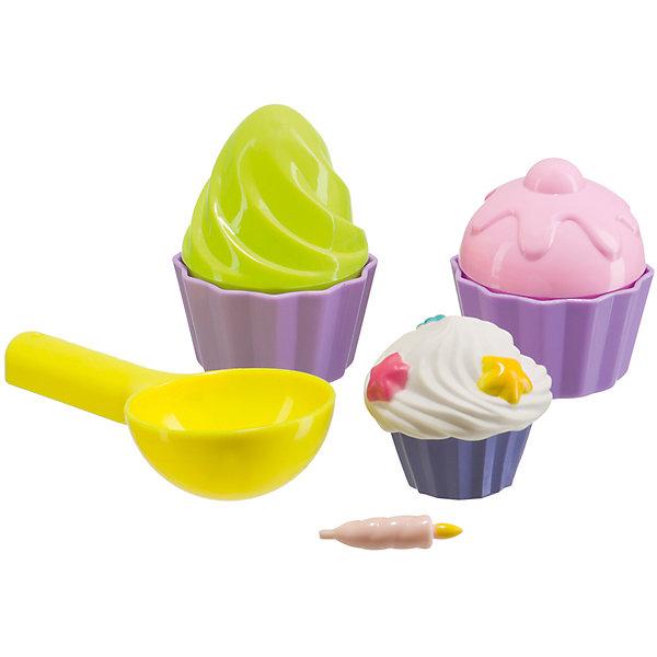 Купить Набор для игр с песком Cake, Happy Baby, Корея, Унисекс