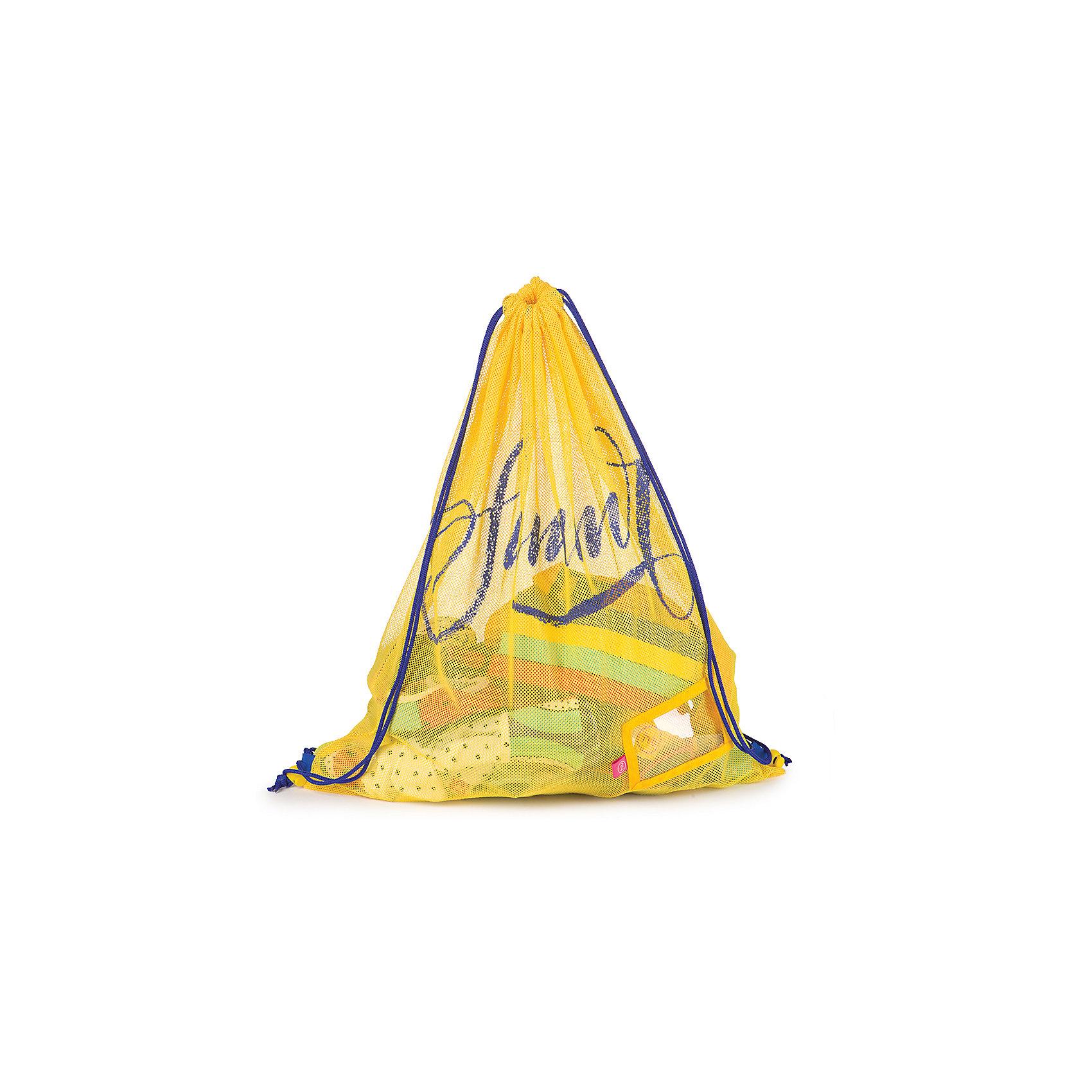 Сумка пляжная, Happy BabyАксессуары<br>Характеристики:<br><br>• сумка пляжная позволяет компактно складывать вещи для плавания и отдыха на пляже;<br>• верх сумки стягивается веревочками, которые можно использовать как лямки рюкзака и носить сумку на плечах;<br>• материал: полиэстер;<br>• размер упаковки: 27,5х22х3,5 см;<br>• вес: 114 г.<br><br>Летнее время – пора отпусков, походов на пляж и полноценного отдыха. Пляжная сумка для аксессуаров носится как маленький рюкзачок, способна вмесить самые необходимые вещи для плавания. <br><br>Сумку пляжную, Happy Baby можно купить в нашем интернет-магазине.<br><br>Ширина мм: 35<br>Глубина мм: 220<br>Высота мм: 275<br>Вес г: 114<br>Возраст от месяцев: 36<br>Возраст до месяцев: 2147483647<br>Пол: Унисекс<br>Возраст: Детский<br>SKU: 6679329