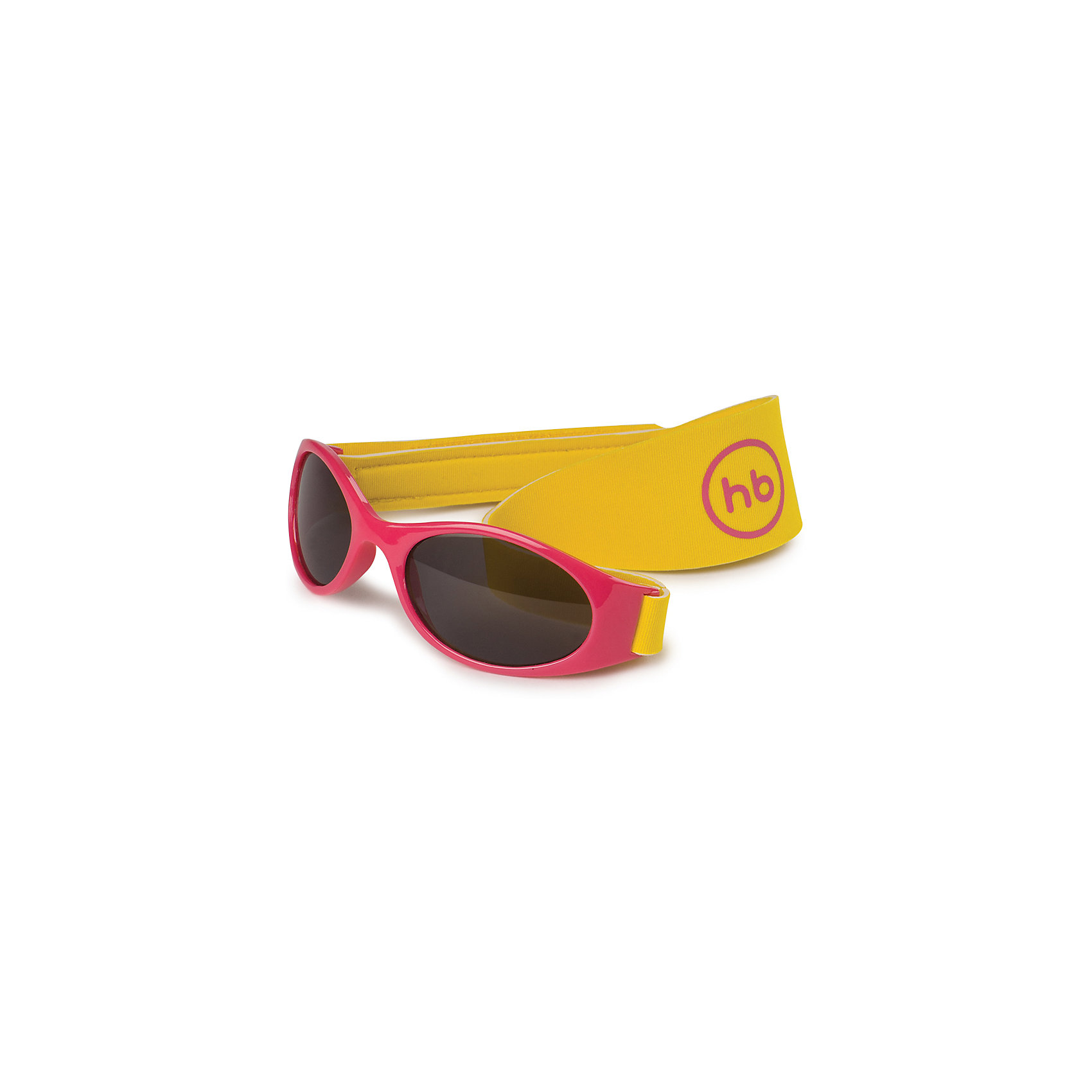 Очки солнцезащитные с ремешком, Happy Baby, красныйСолнцезащитные очки<br>Солнцезащитные очки с ремешком HBтм – это именно то, что нужно активному малышу во время отдыха на море. Ремешок не позволит очкам упасть или потеряться (как это часто происходит во время игр маленьких непосед). Глаза малыша будут всё время под надёжной защитой, а сам ребёнок сможет в полной мере наслаждаться отдыхом на солнце.<br><br>Ширина мм: 40<br>Глубина мм: 160<br>Высота мм: 50<br>Вес г: 31<br>Возраст от месяцев: 6<br>Возраст до месяцев: 24<br>Пол: Унисекс<br>Возраст: Детский<br>SKU: 6679331