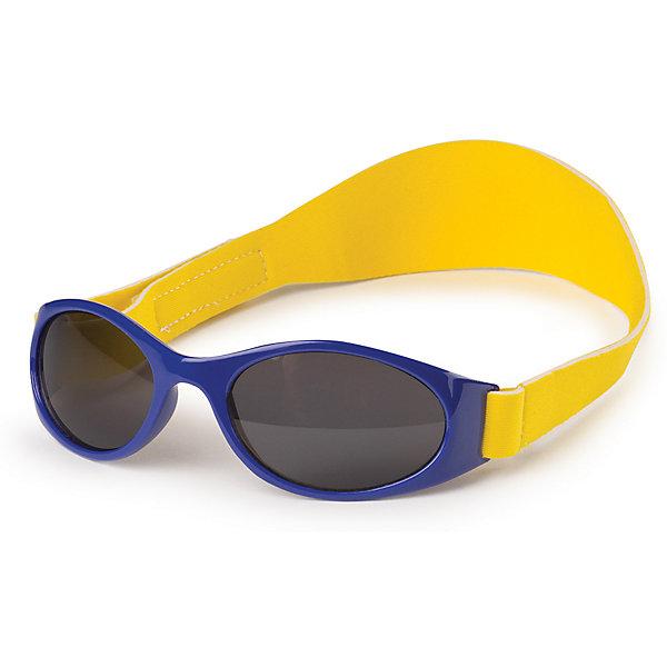 Очки солнцезащитные с ремешком, Happy Baby, синийАксессуары<br>Характеристики:<br><br>• детские солнцезащитные очки;<br>• глаза ребенка защищены от солнечных лучей;<br>• ремешок застегивается на липучку;<br>• ремешок препятствует падению или утере очков, когда ребенок активно играет;<br>• материал: годаполикарбонат, этиленвинилацетат, линзы - пластик;<br>• размер упаковки: 16х5х4 см;<br>• вес: 31 г.<br><br>Очки солнцезащитные с ремешком, Happy Baby, цвет синий можно купить в нашем интернет-магазине.<br><br>Ширина мм: 40<br>Глубина мм: 160<br>Высота мм: 50<br>Вес г: 31<br>Возраст от месяцев: 6<br>Возраст до месяцев: 2147483647<br>Пол: Мужской<br>Возраст: Детский<br>SKU: 6679332